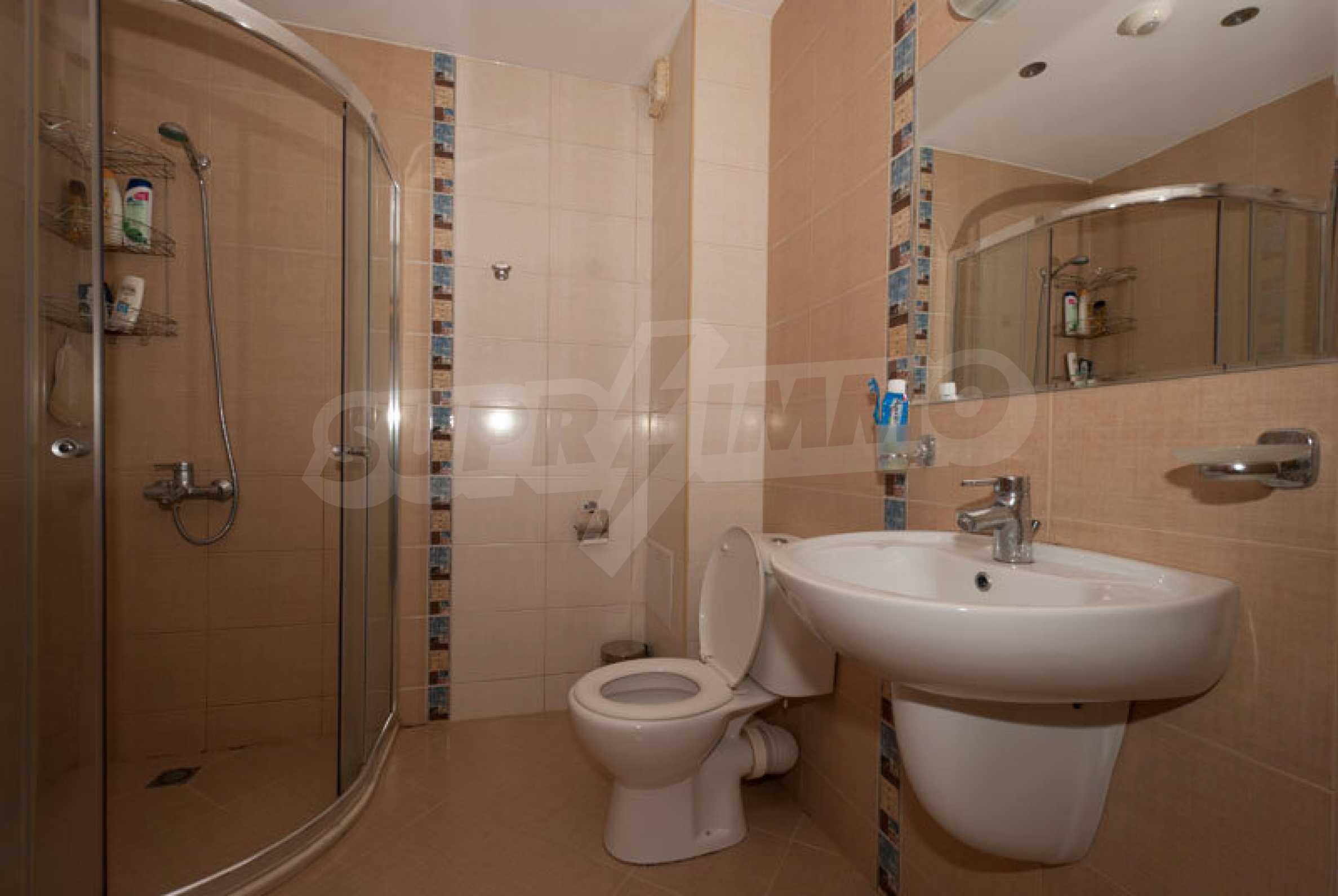 Apartment mit einem Schlafzimmer im Strandkomplex Lozenets 8