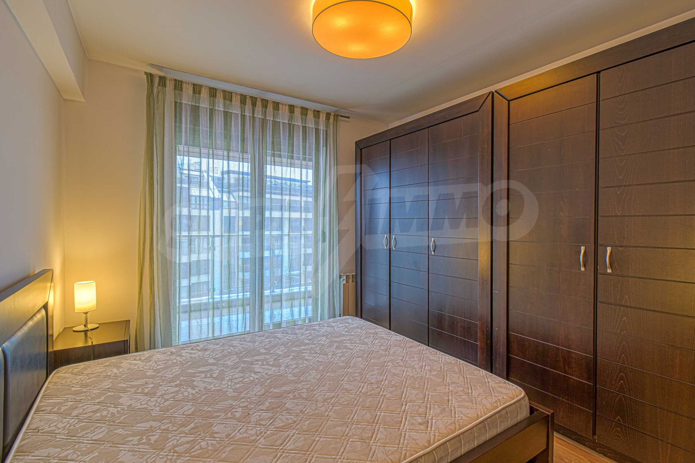 Luxurious and fully furnished two-bedroom apartment in a gated complex at the foot of Vitosha Mountain 13