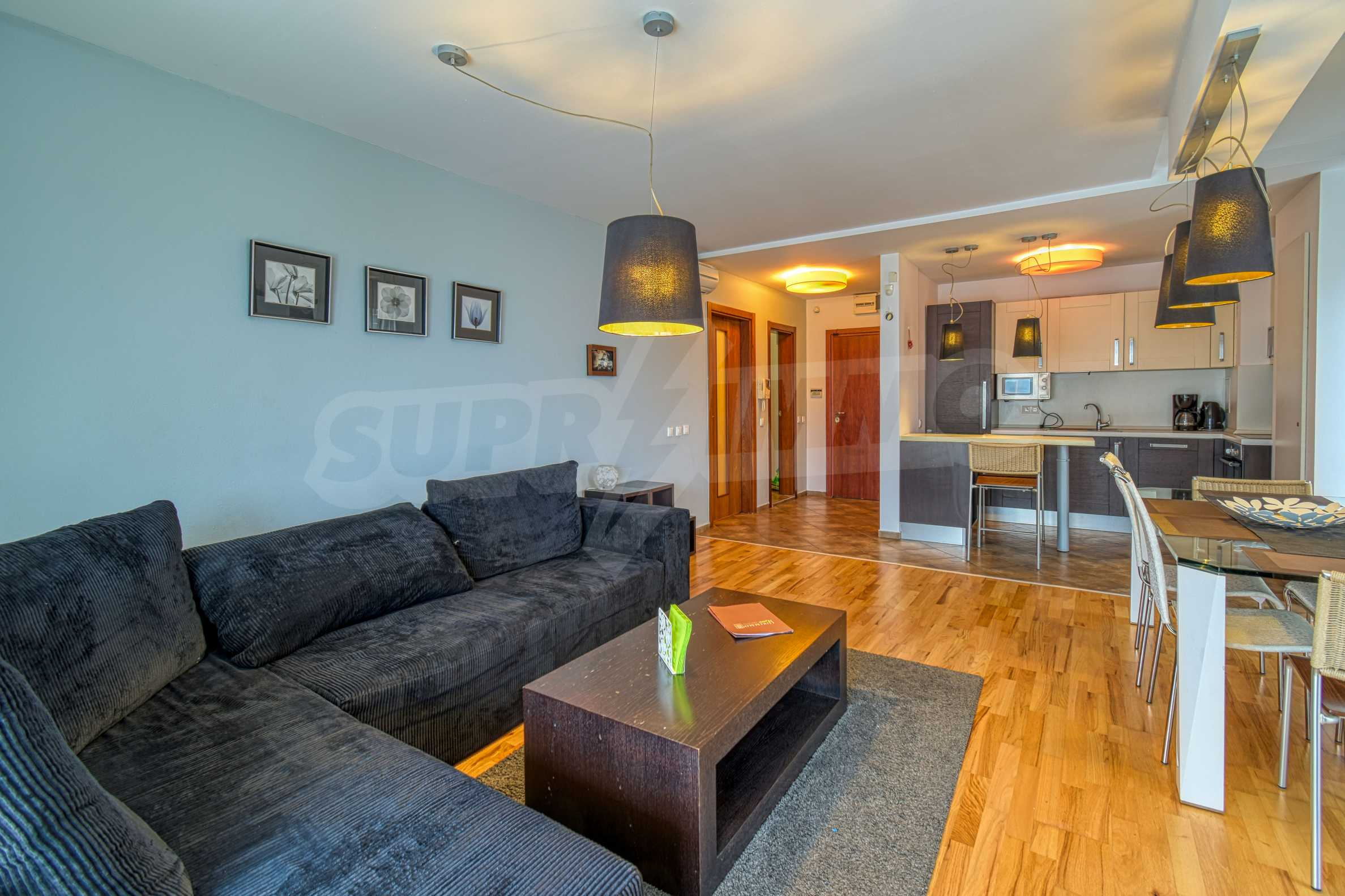 Luxurious and fully furnished two-bedroom apartment in a gated complex at the foot of Vitosha Mountain 5