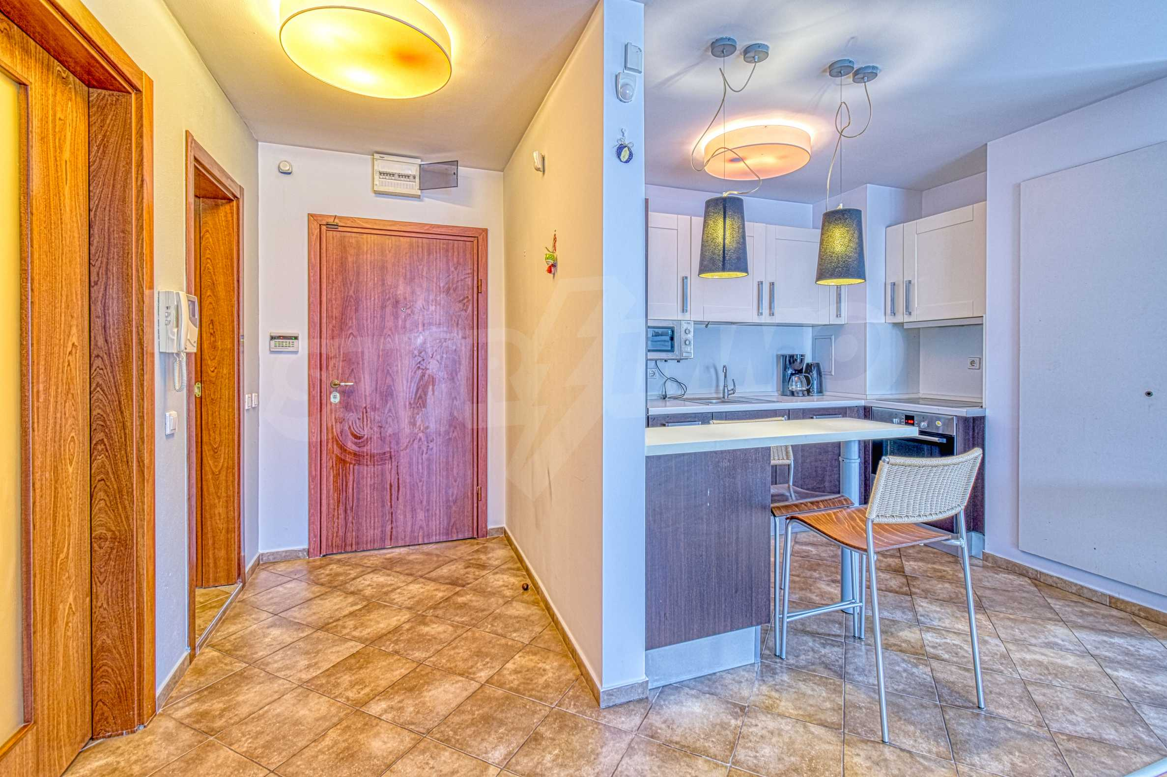 Luxurious and fully furnished two-bedroom apartment in a gated complex at the foot of Vitosha Mountain 7