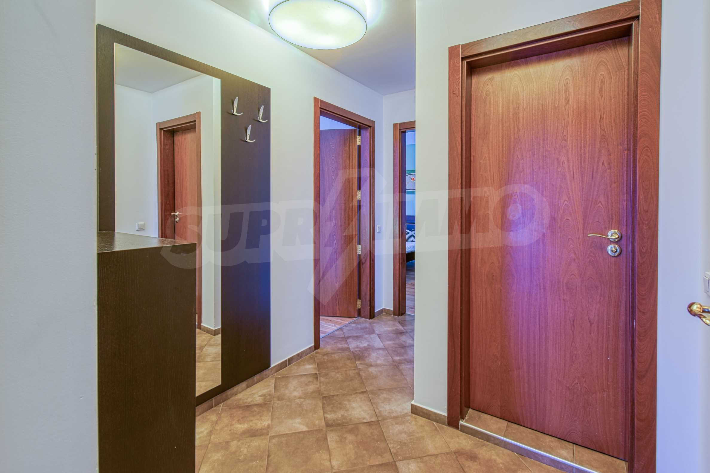 Luxurious and fully furnished two-bedroom apartment in a gated complex at the foot of Vitosha Mountain 8