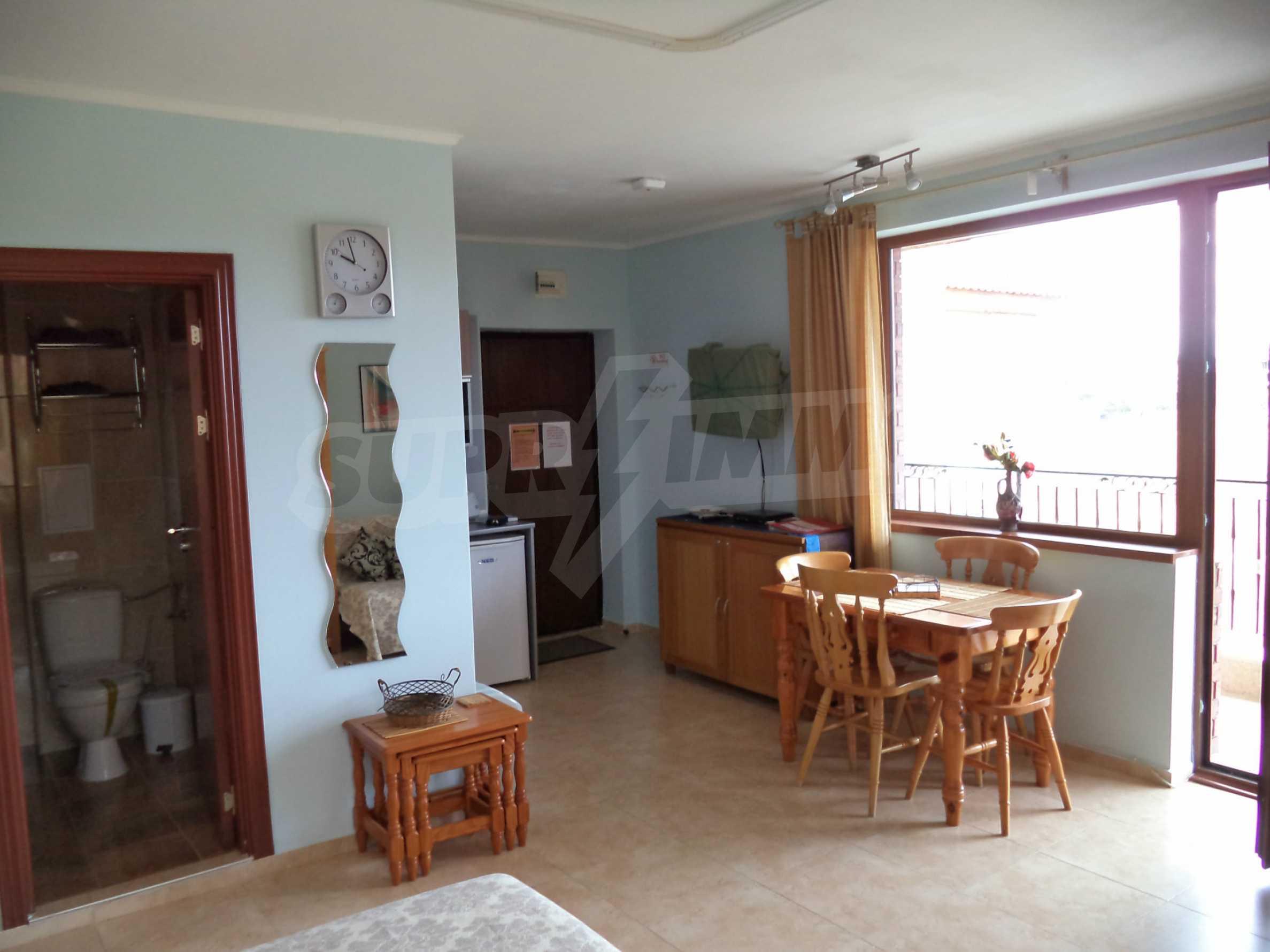 Studio for sale in Apolon 4 complex in Ravda 6