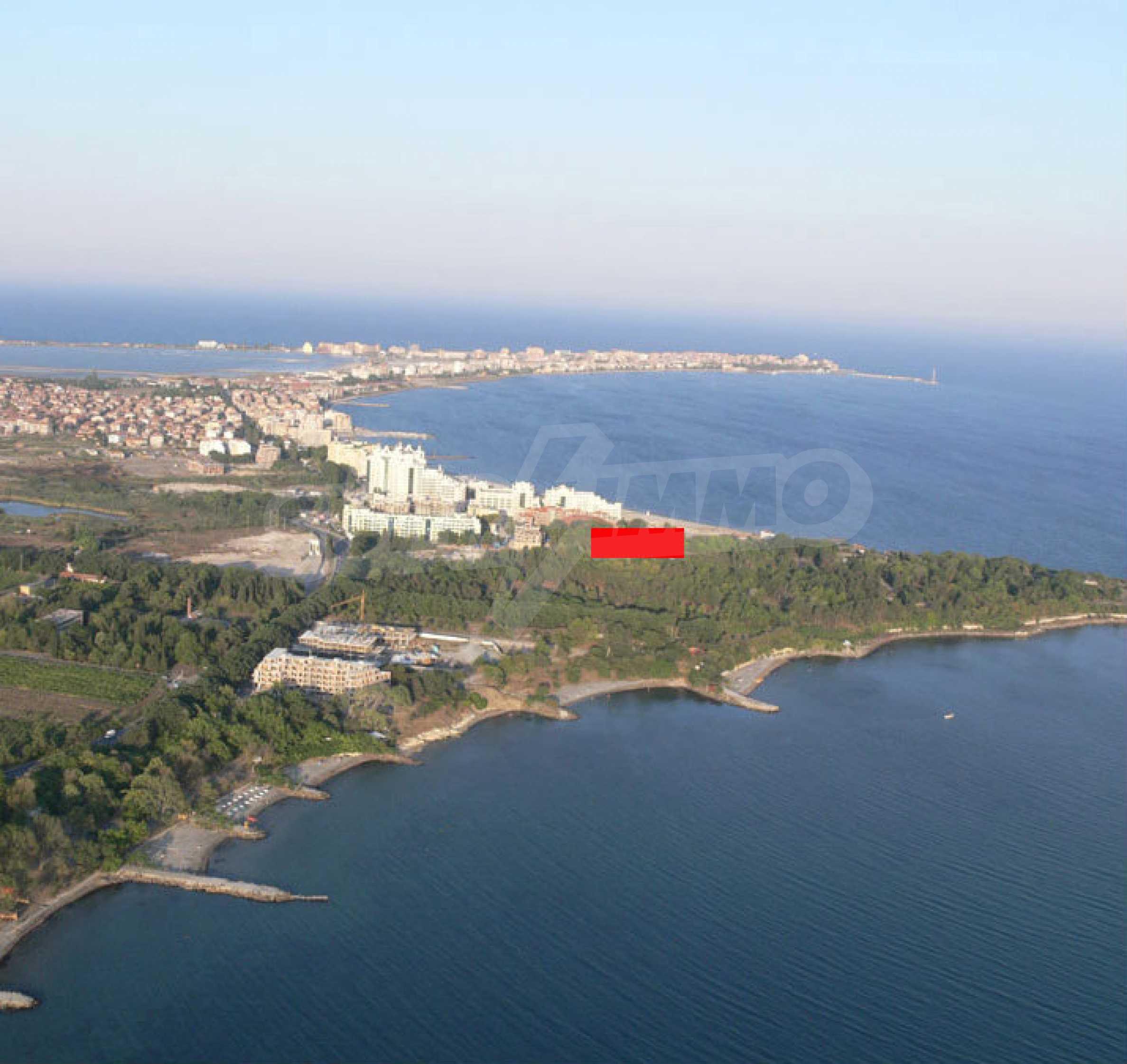 Investment plot of land in Pomorie