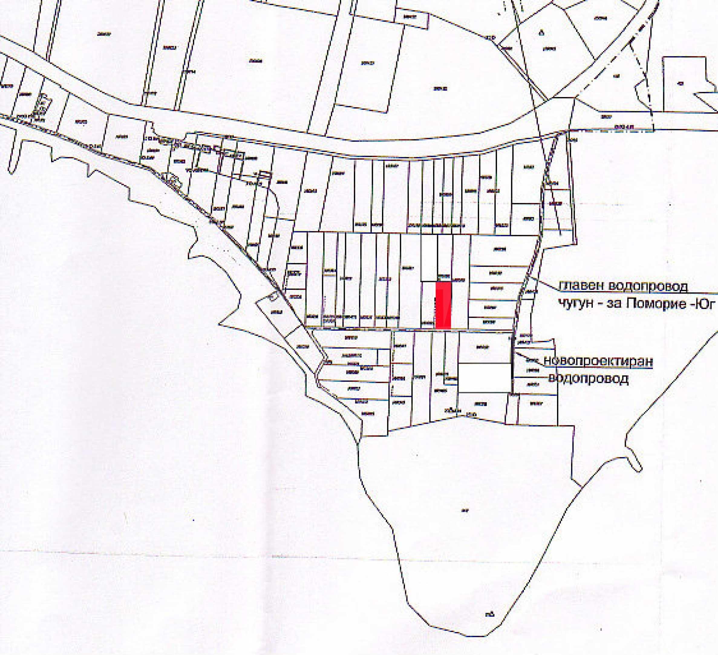 Investment plot of land in Pomorie 2