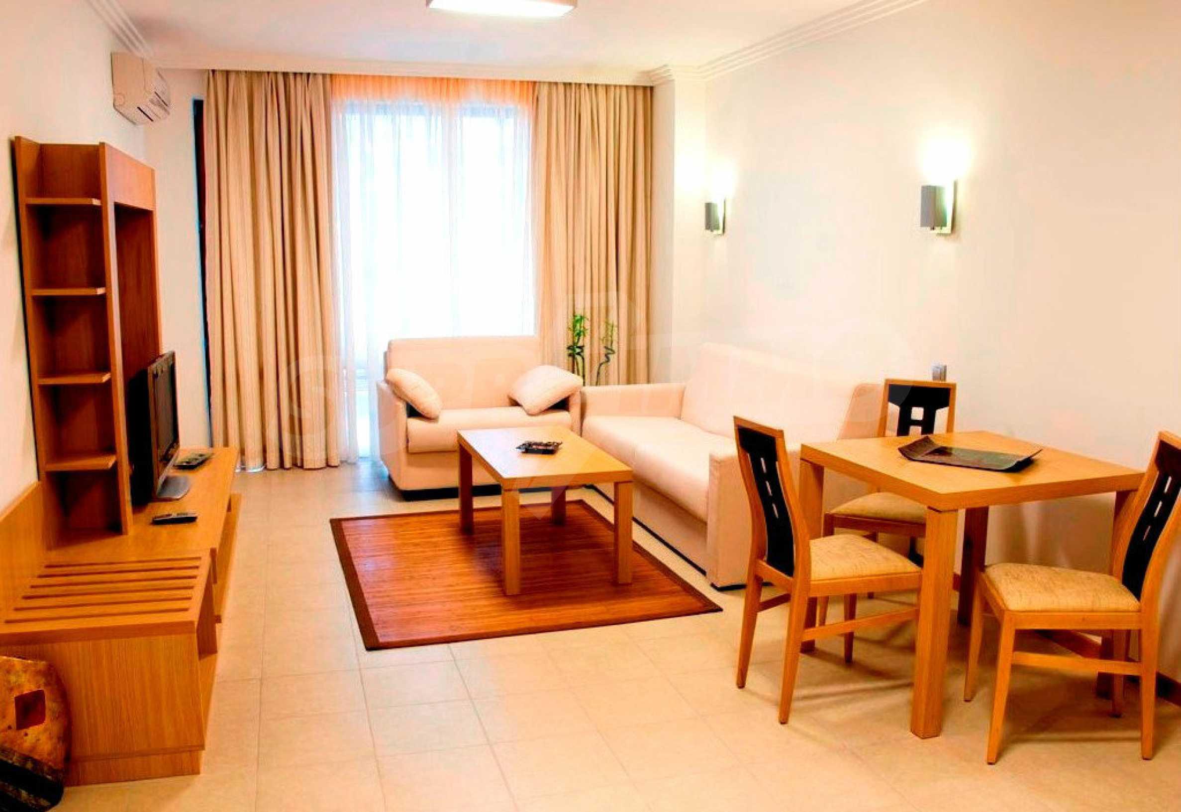 Studio for sale in Emerald complex in Ravda