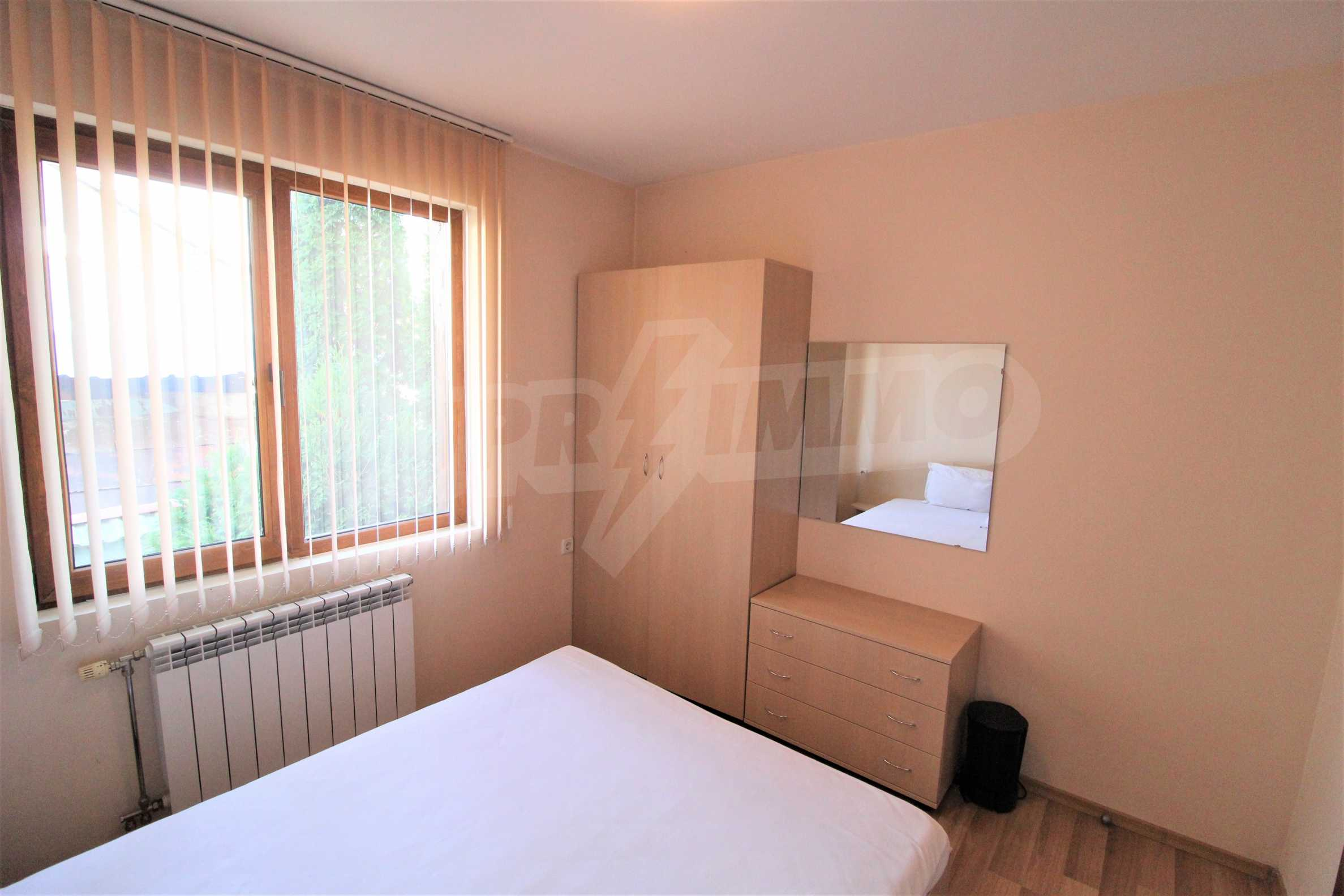 Fully furnished and equipped two-level apartment near the center of Bansko ski resort 1