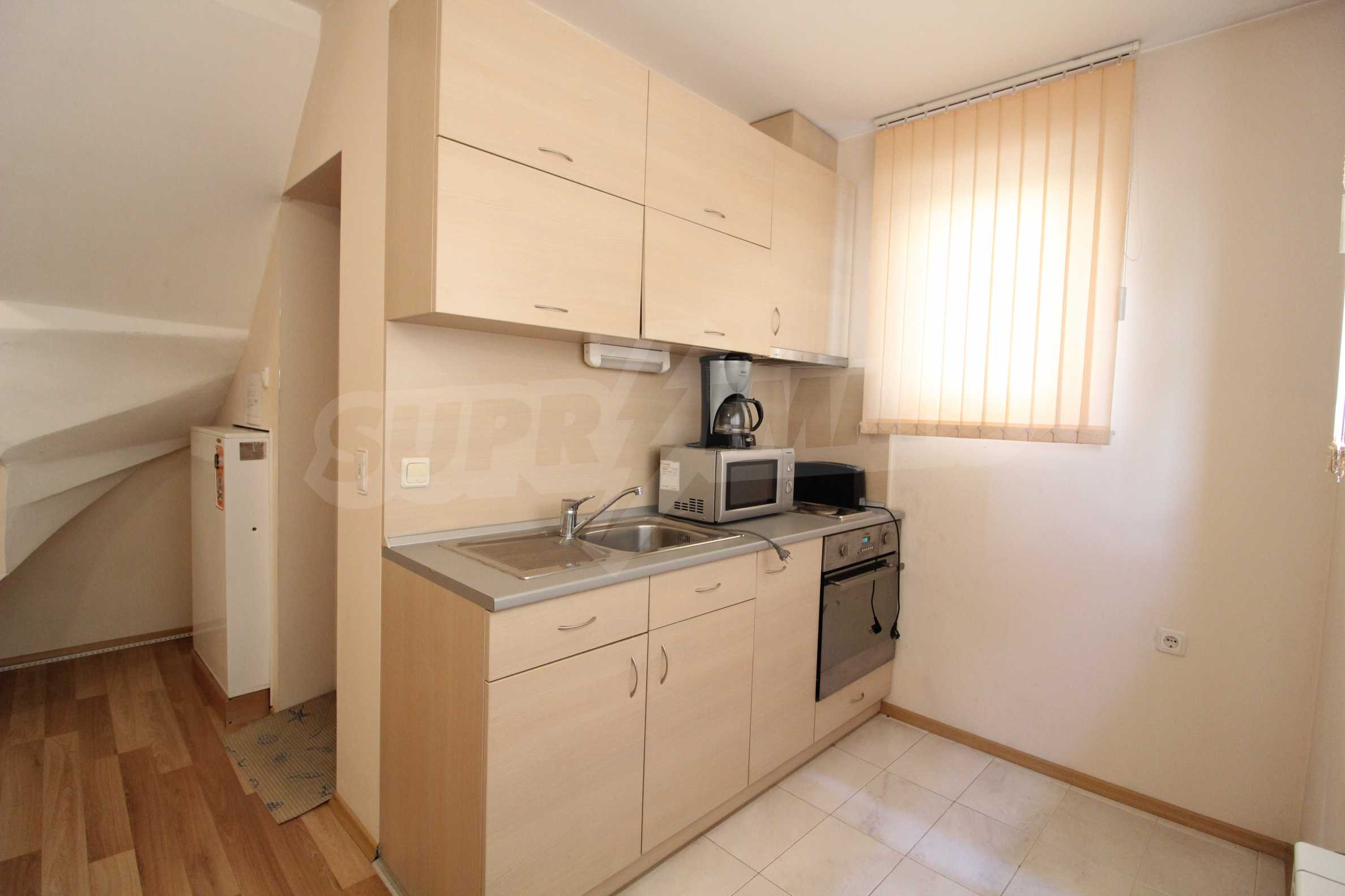 Fully furnished and equipped two-level apartment near the center of Bansko ski resort 6
