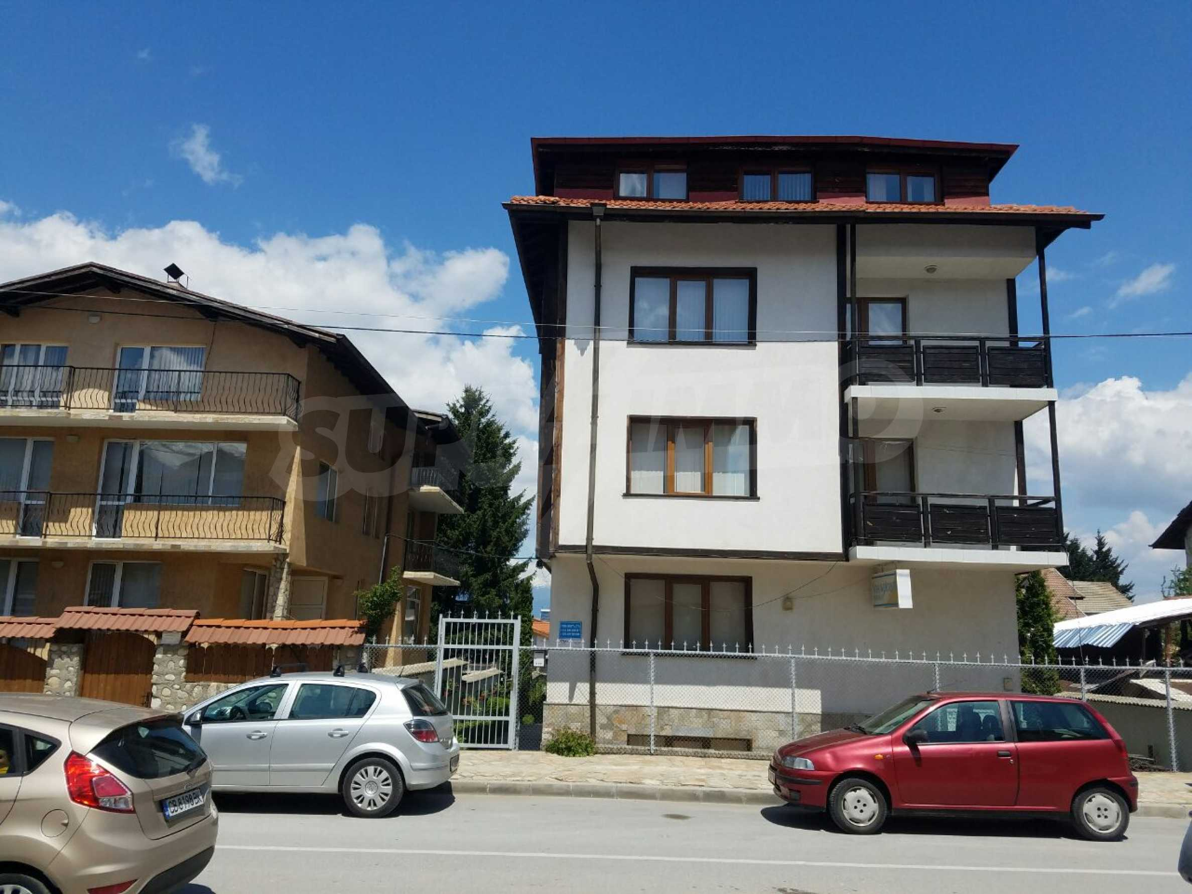 Fully furnished and equipped two-level apartment near the center of Bansko ski resort 7