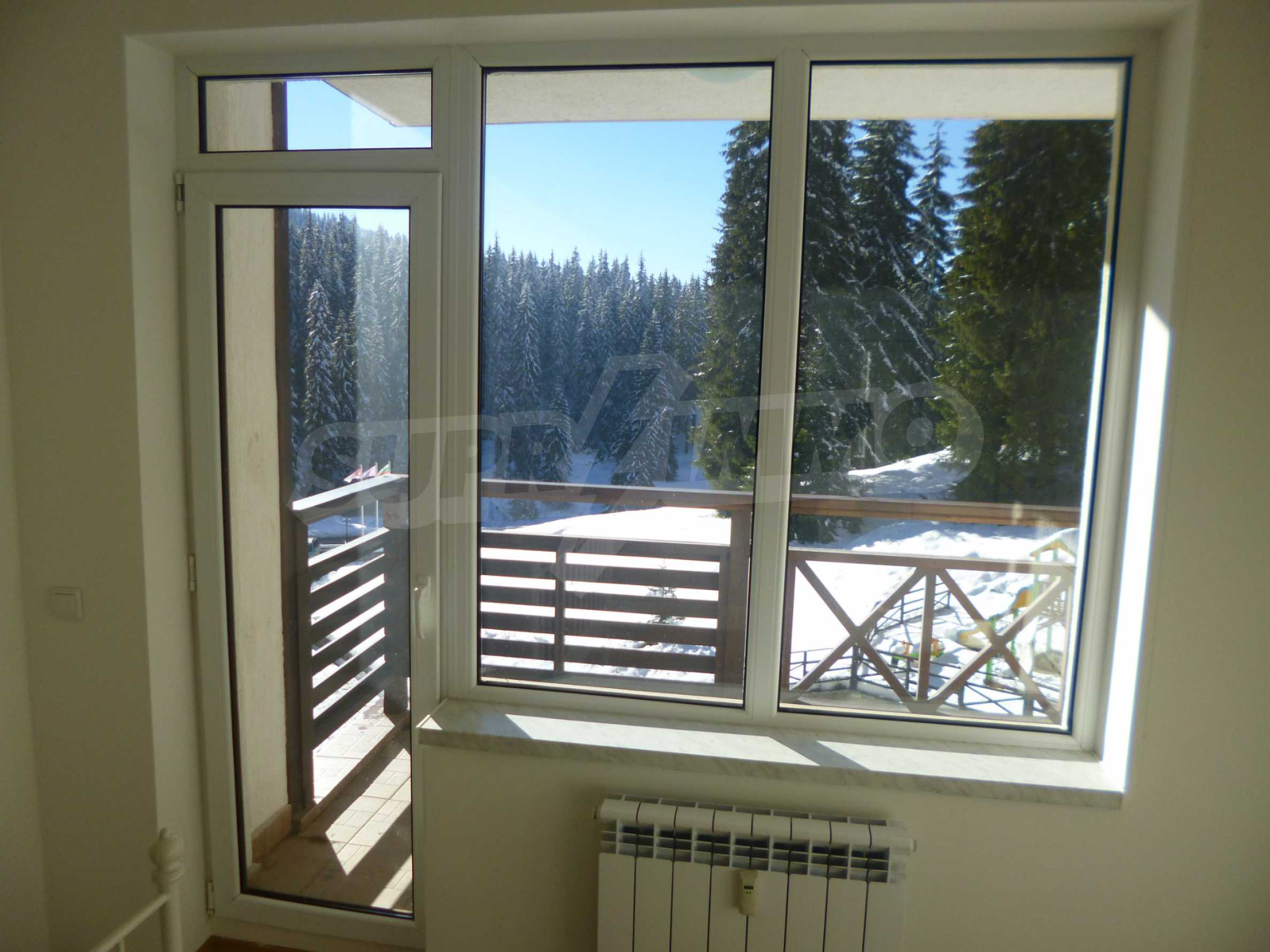 1-bedroom flat in the complex Stream Resort in Pamporovo 9