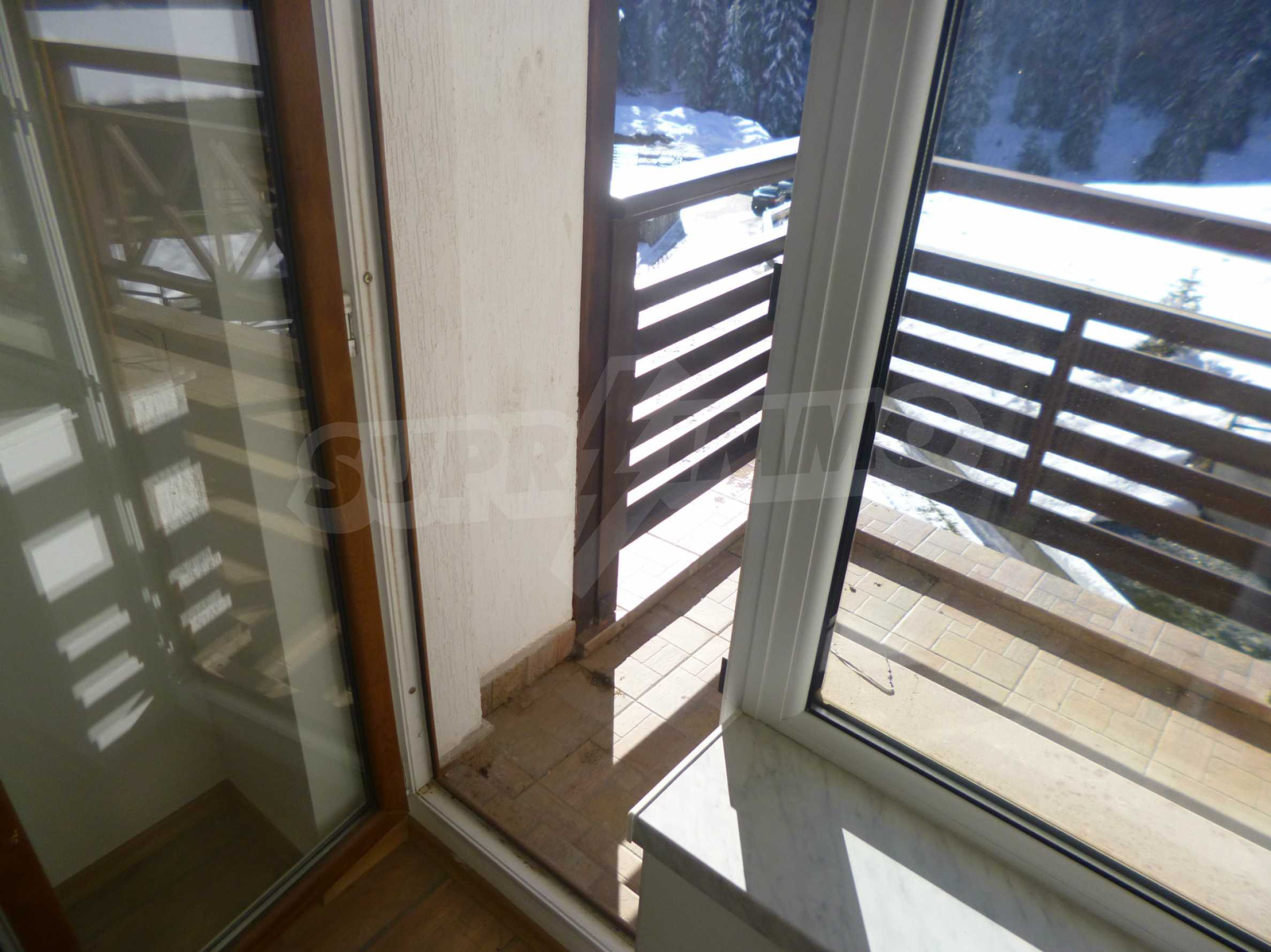 1-bedroom flat in the complex Stream Resort in Pamporovo 10