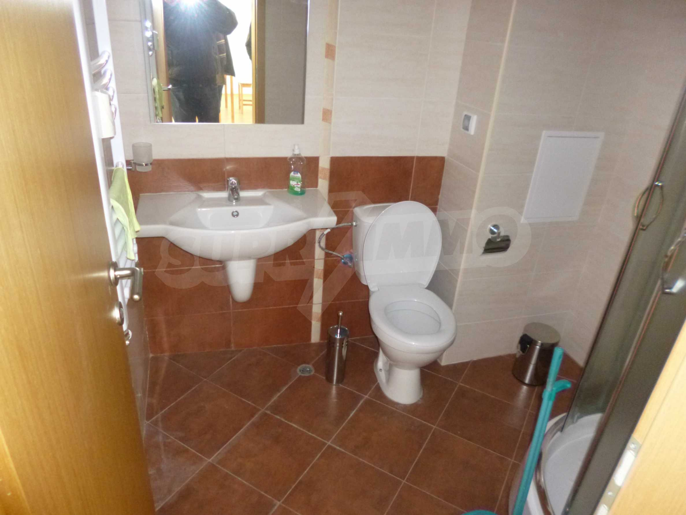1-bedroom flat in the complex Stream Resort in Pamporovo 14