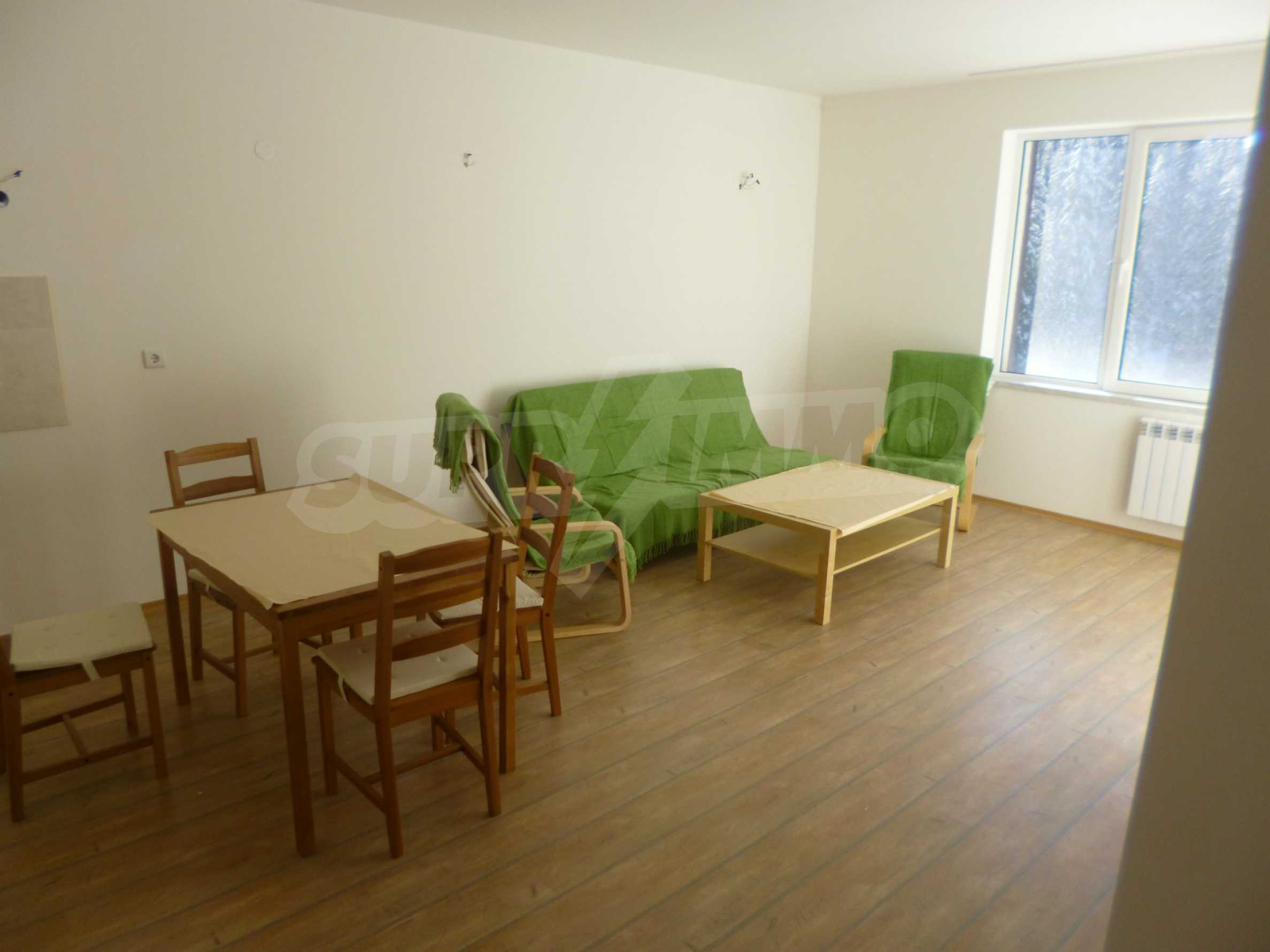 1-bedroom flat in the complex Stream Resort in Pamporovo 1