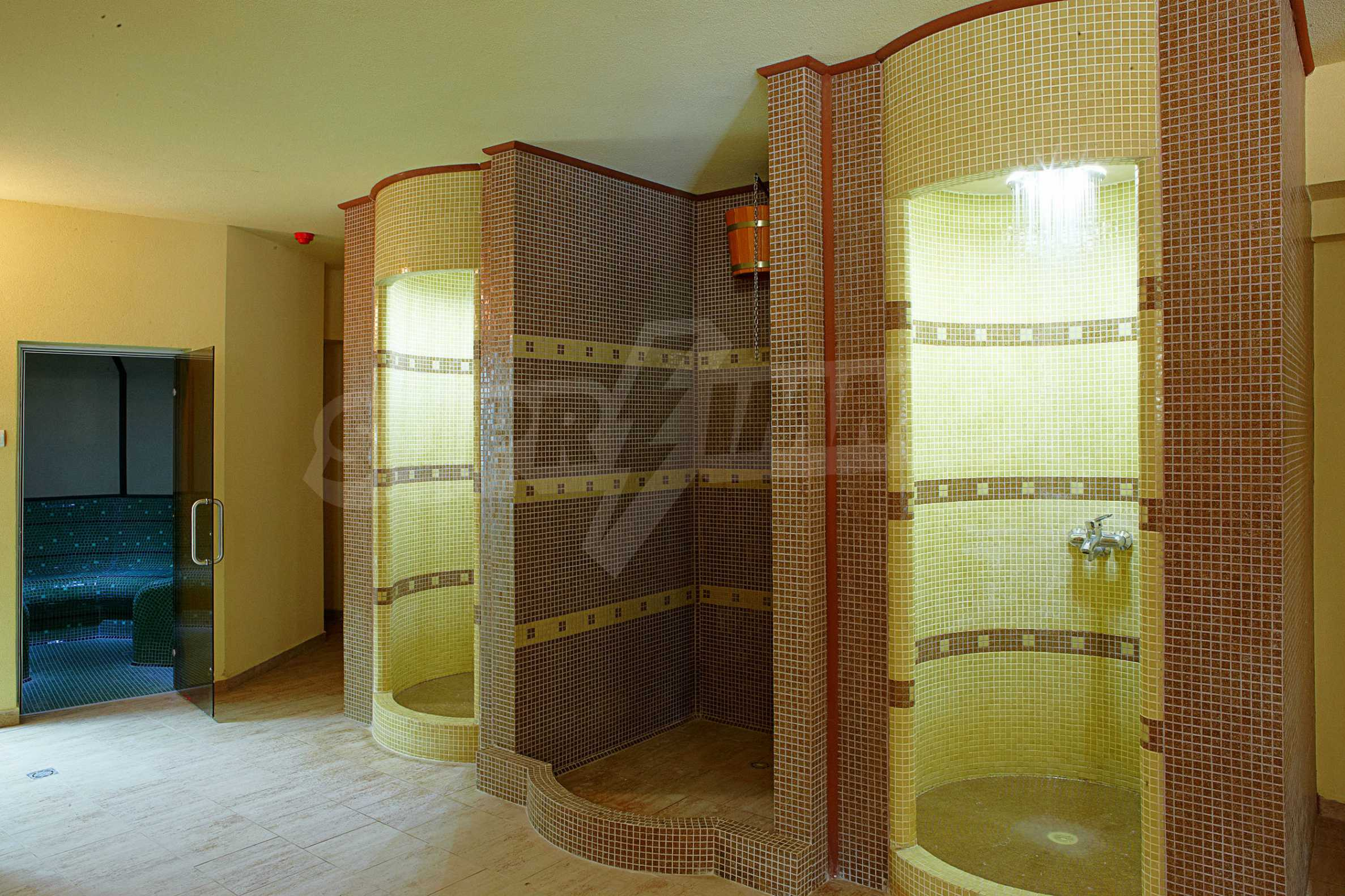 1-bedroom flat in the complex Stream Resort in Pamporovo 26