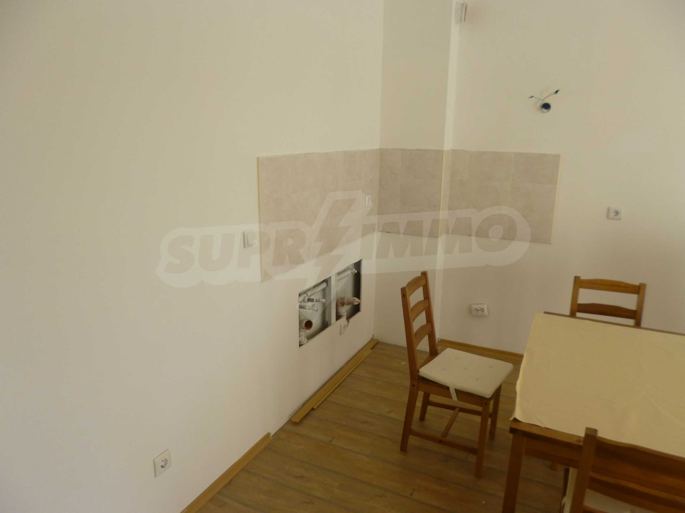 1-bedroom flat in the complex Stream Resort in Pamporovo 2