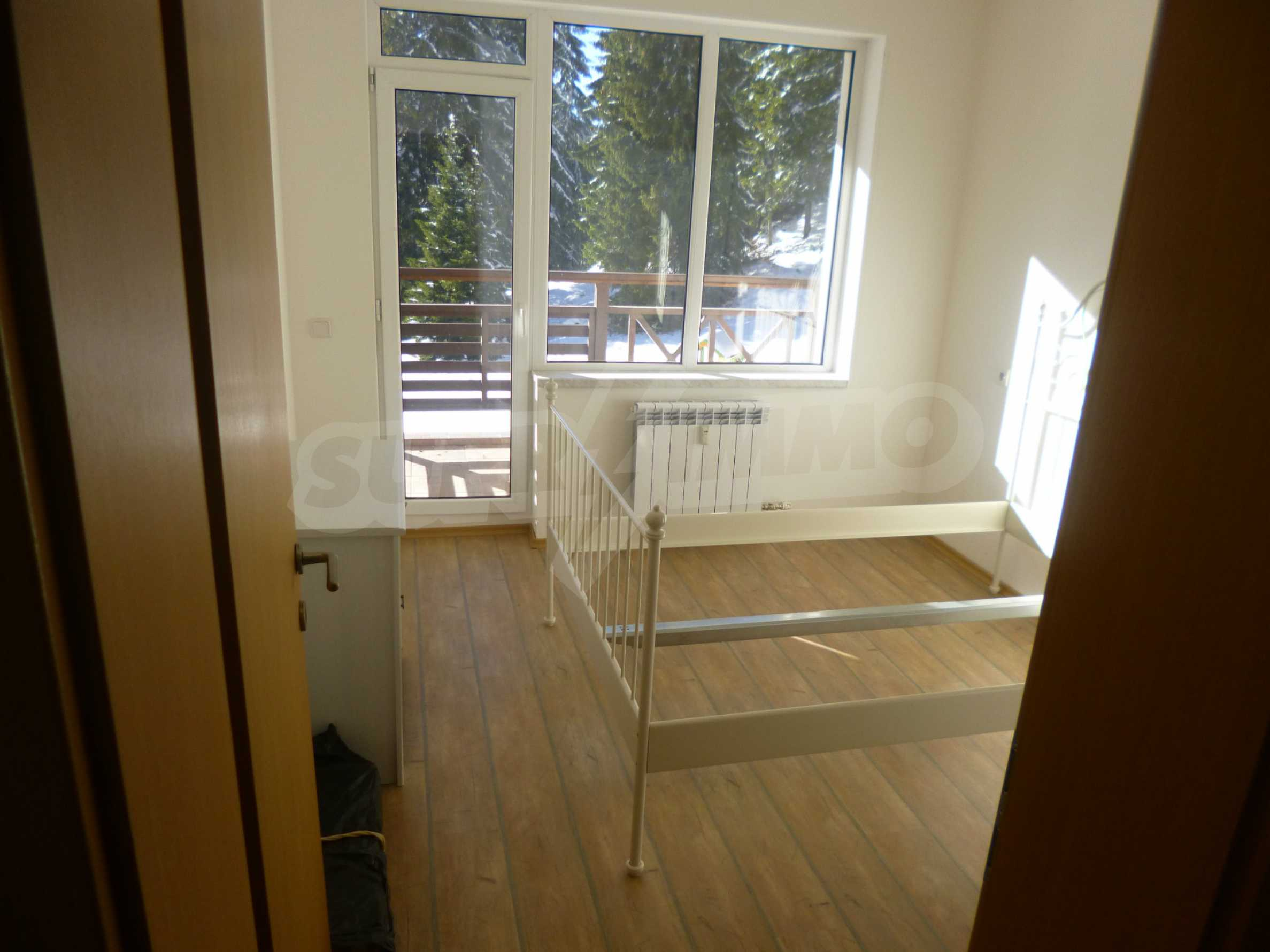 1-bedroom flat in the complex Stream Resort in Pamporovo 5