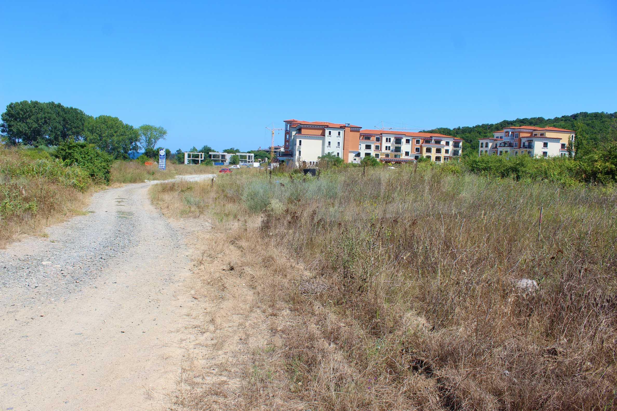 Plot for building in Sozopol 3