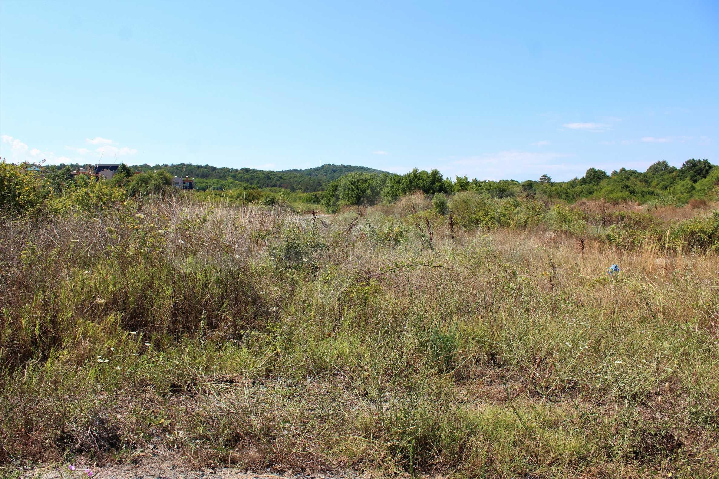 Plot for building in Sozopol 6