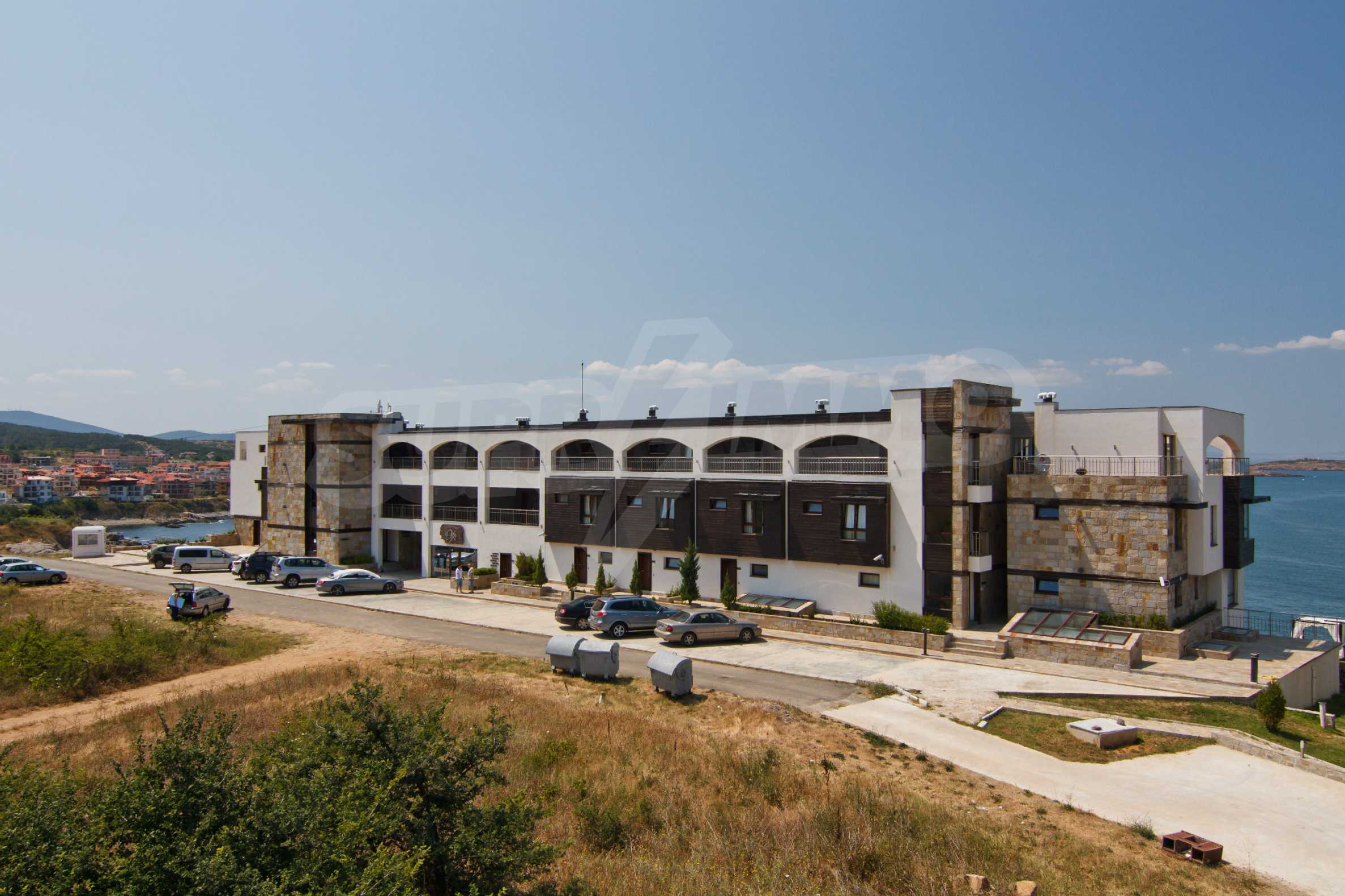 Complex of 4 townhouses for sale in Sozopol 15
