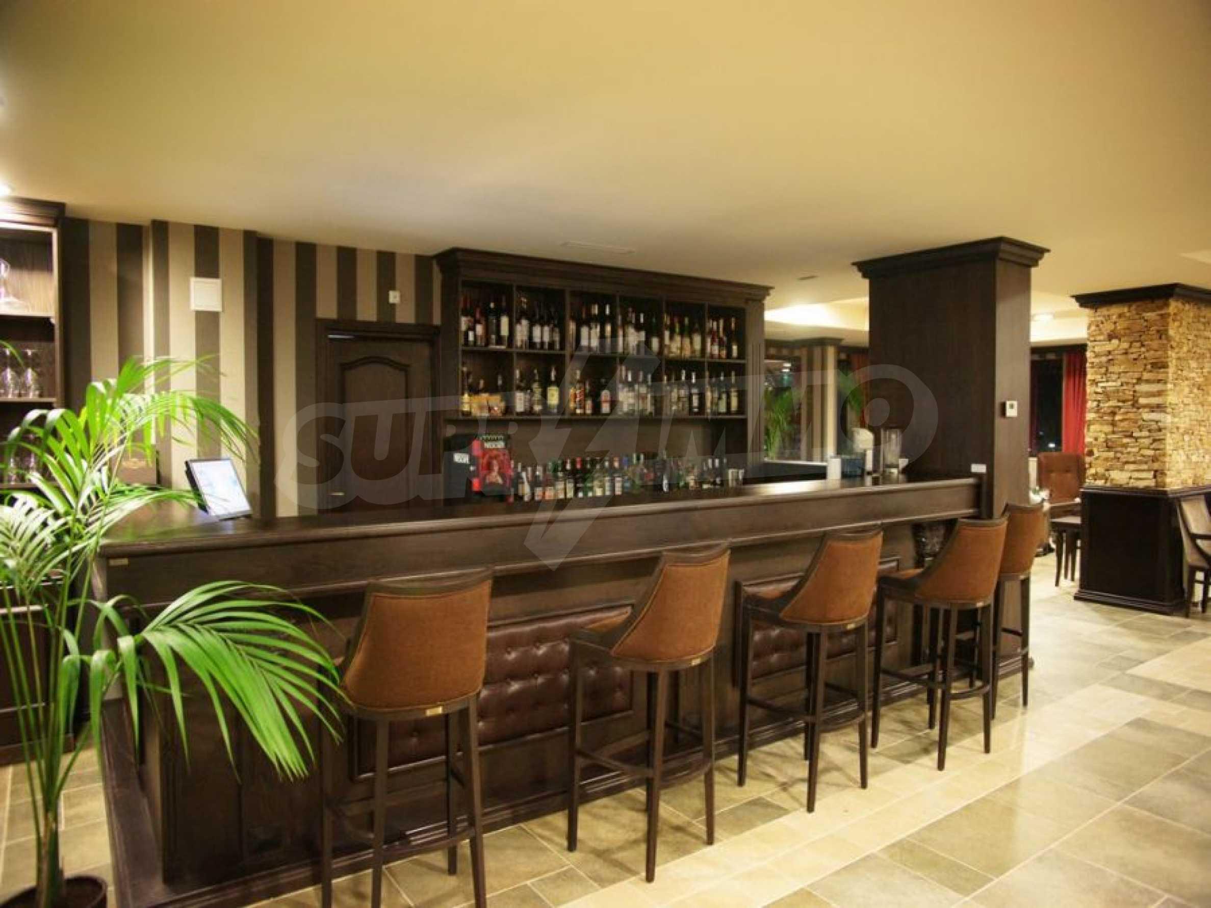 Обзаведени апартаменти за продажба в СПА комплекс в подножието на Пирин в Банско 8