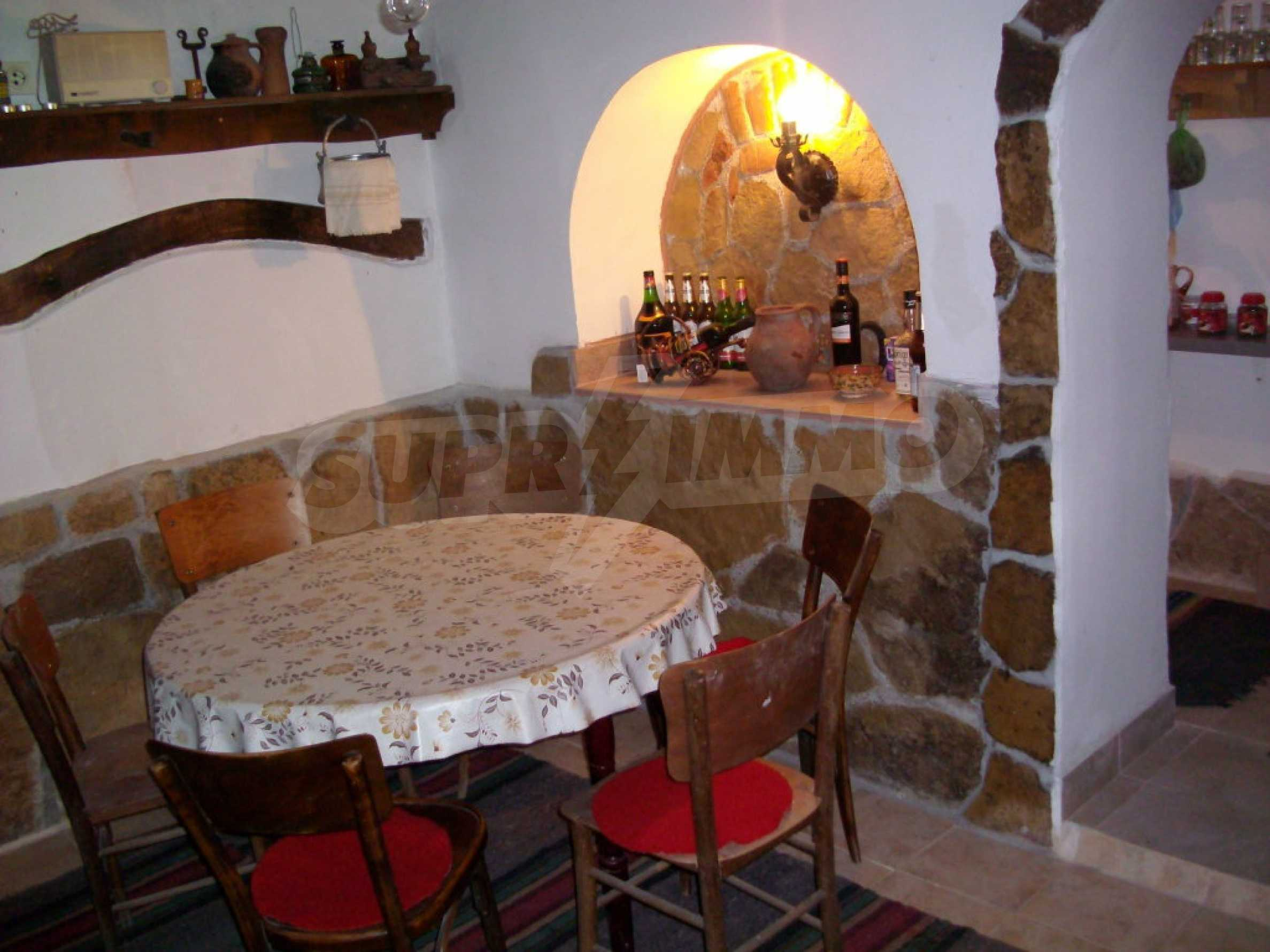 Fully renovated and furnished property in traditional Bulgarian style 10