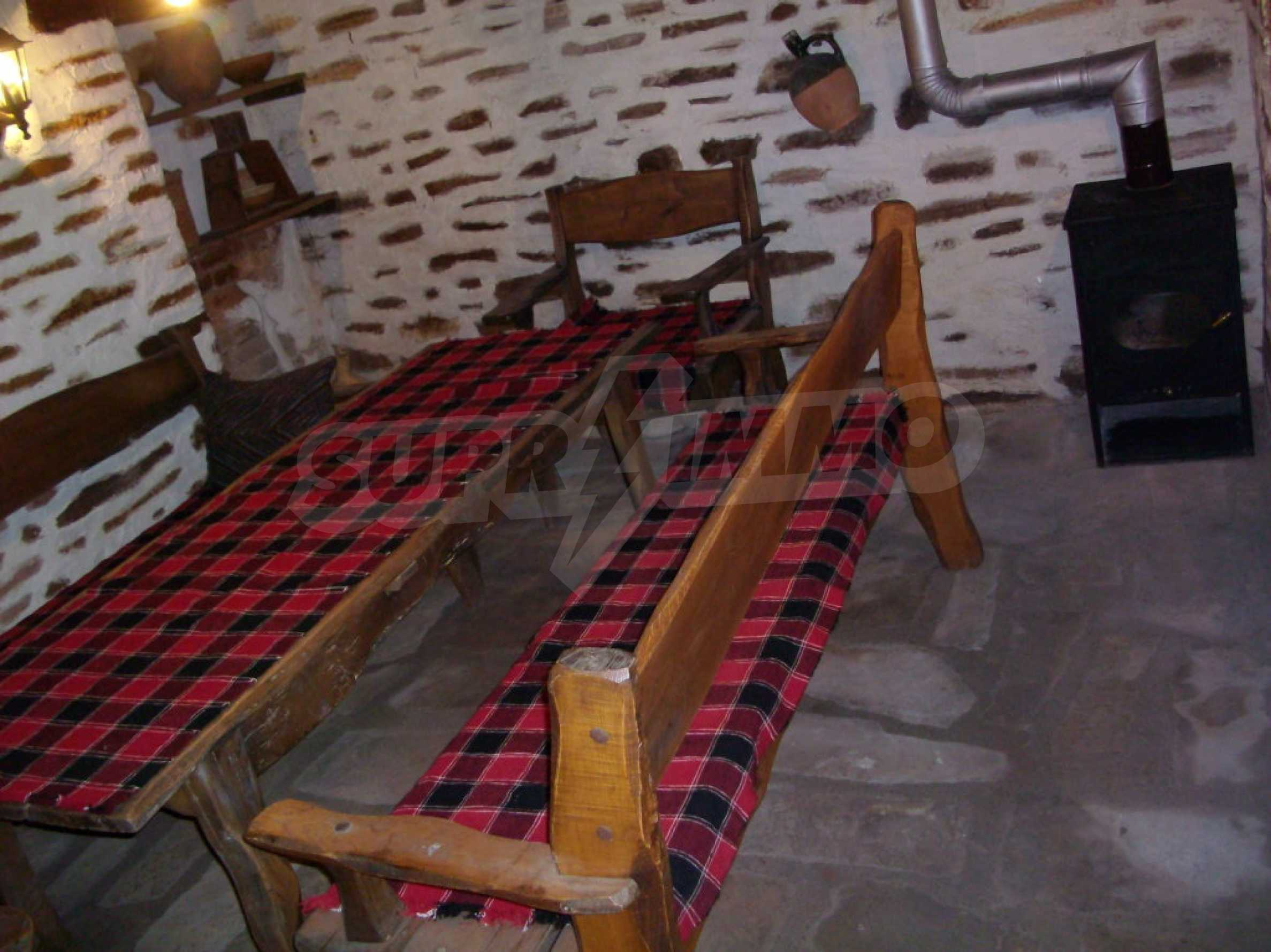 Fully renovated and furnished property in traditional Bulgarian style 12