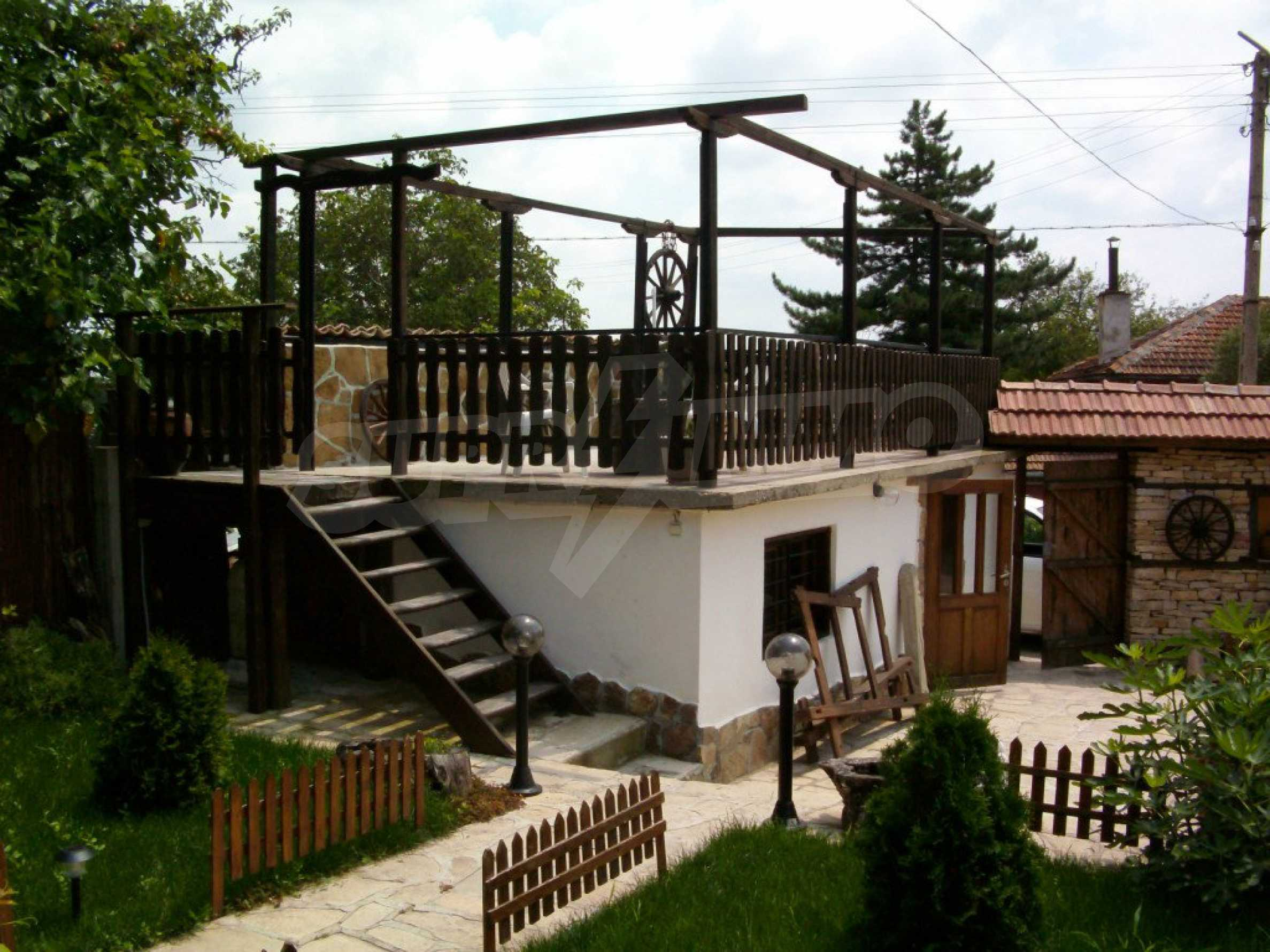 Fully renovated and furnished property in traditional Bulgarian style 18