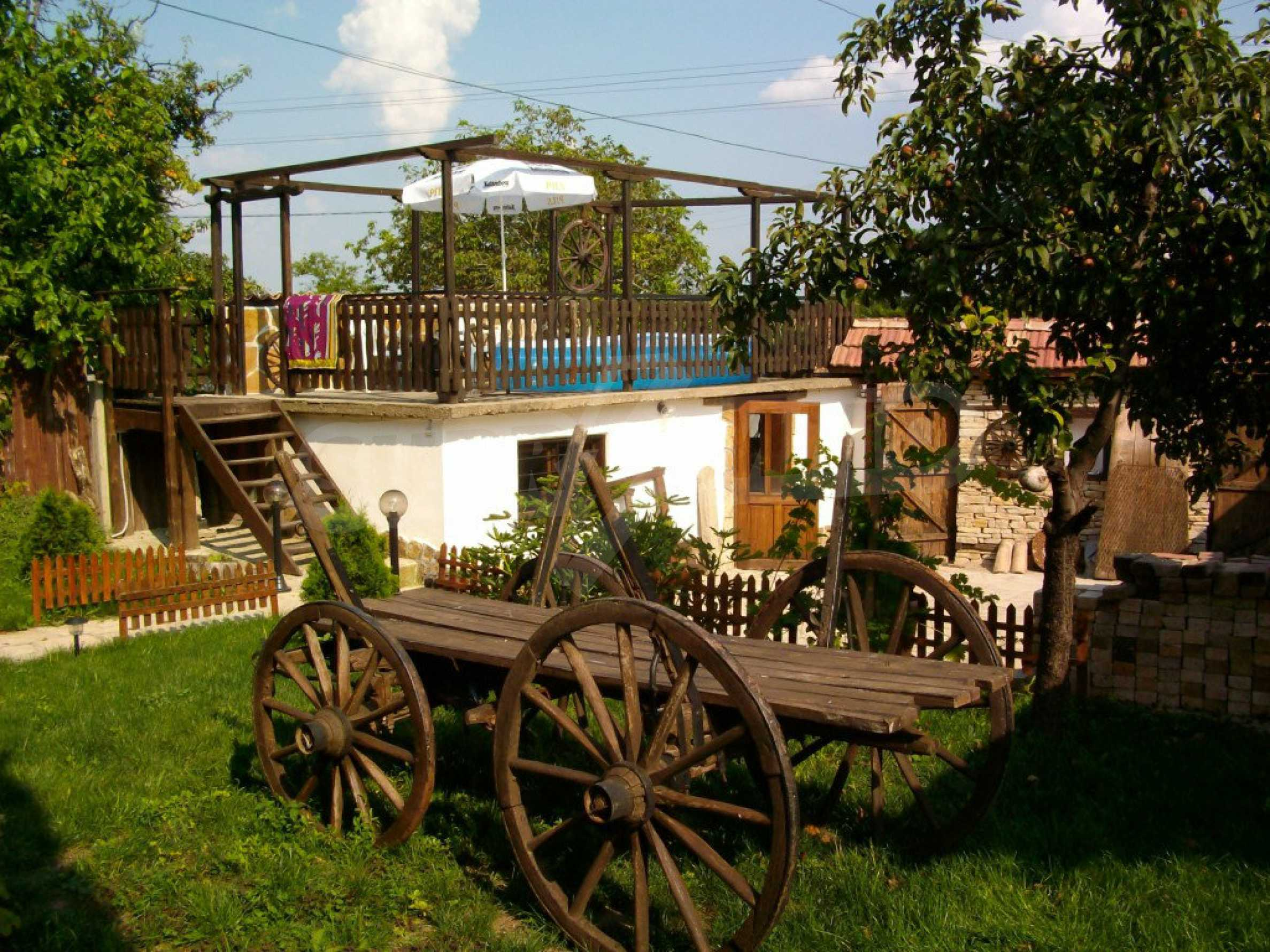 Fully renovated and furnished property in traditional Bulgarian style 19