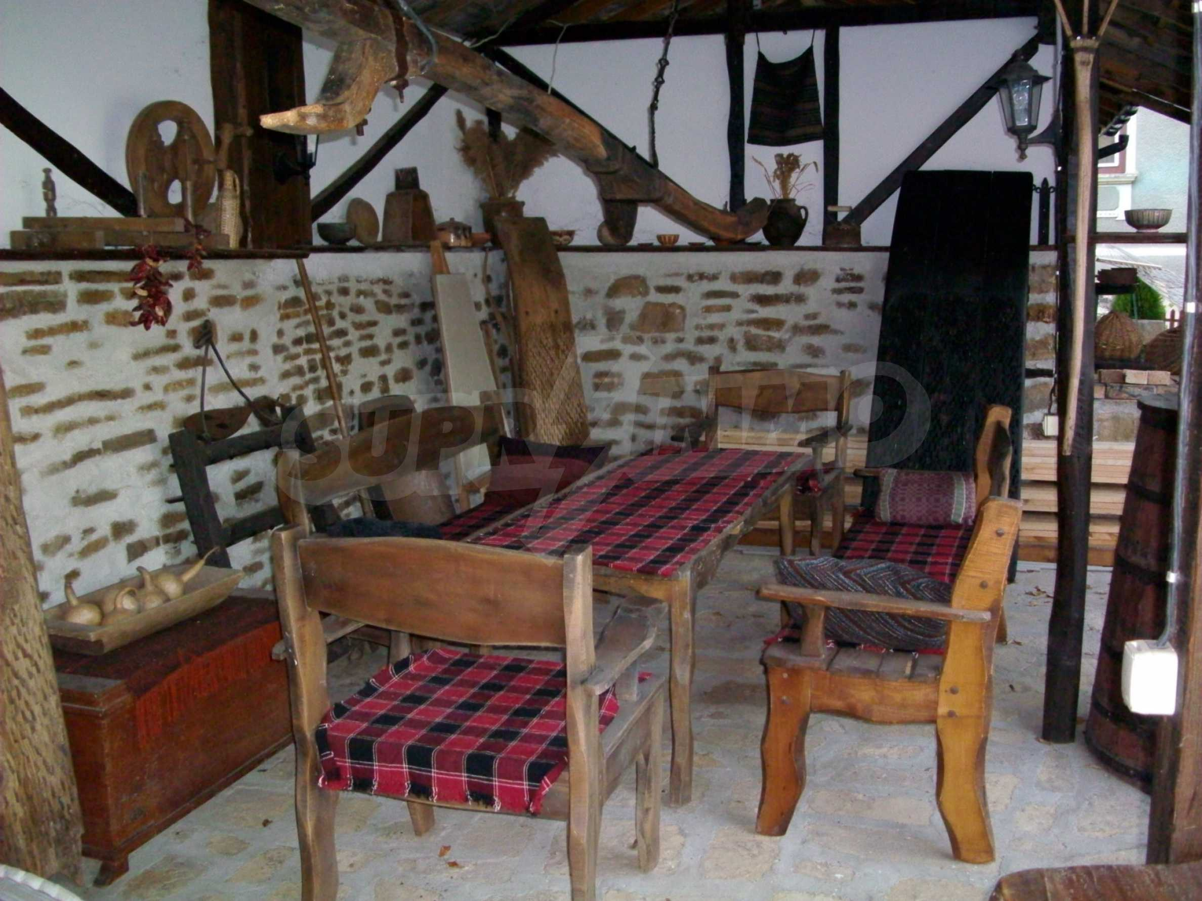 Fully renovated and furnished property in traditional Bulgarian style 23