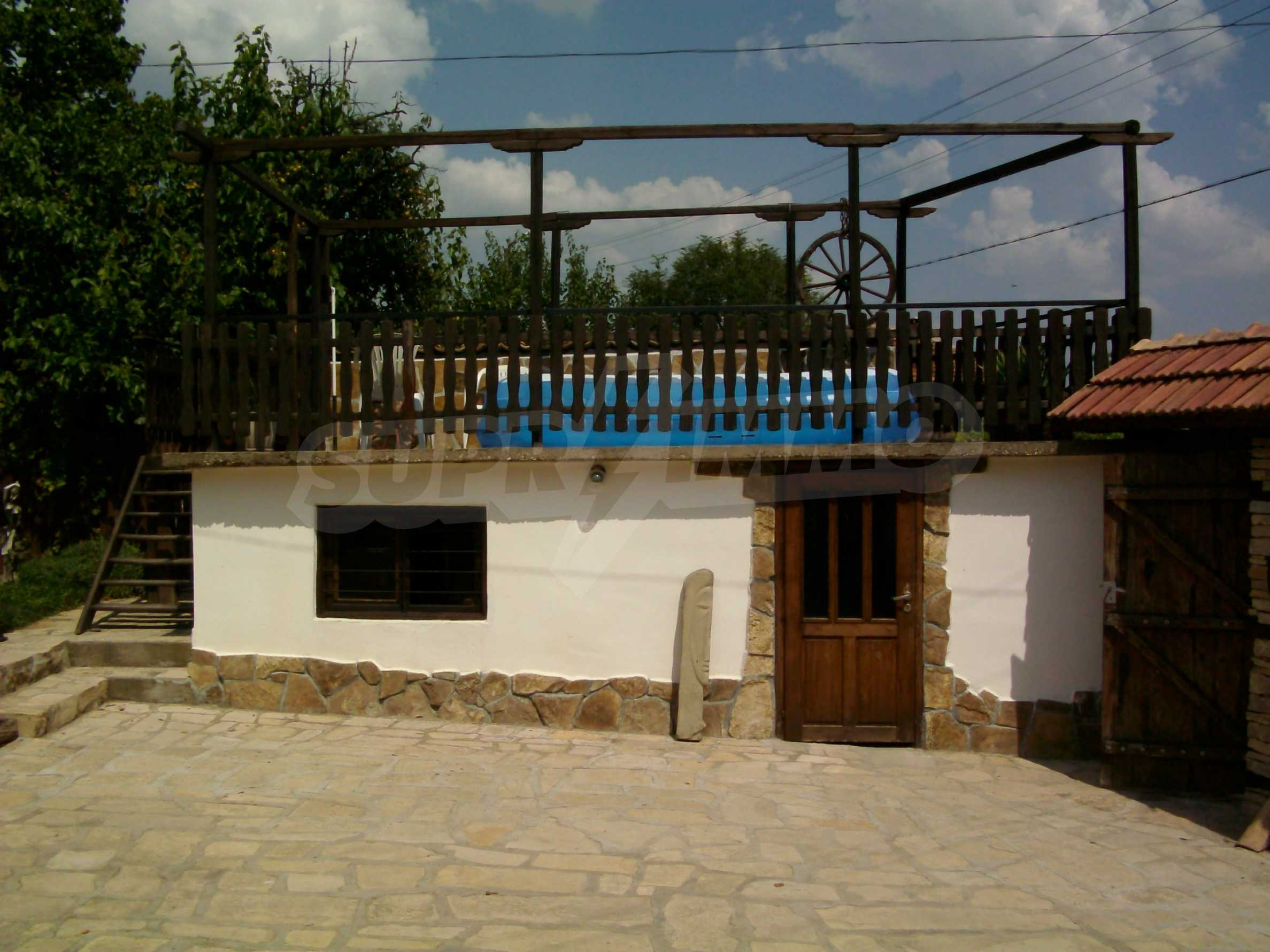 Fully renovated and furnished property in traditional Bulgarian style 27