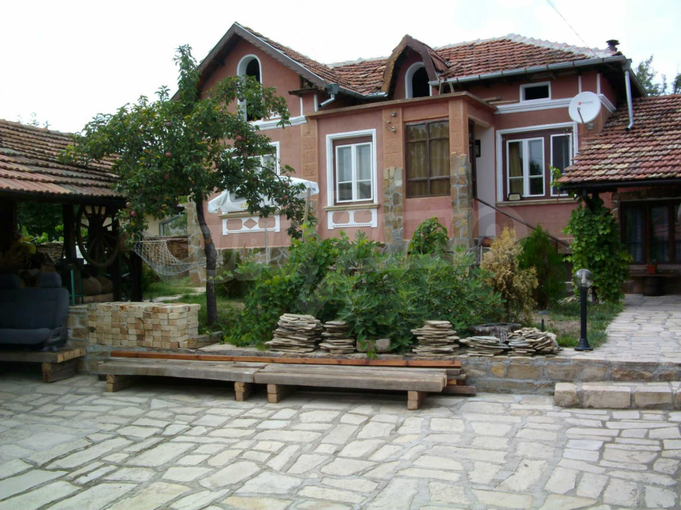 Fully renovated and furnished property in traditional Bulgarian style 2