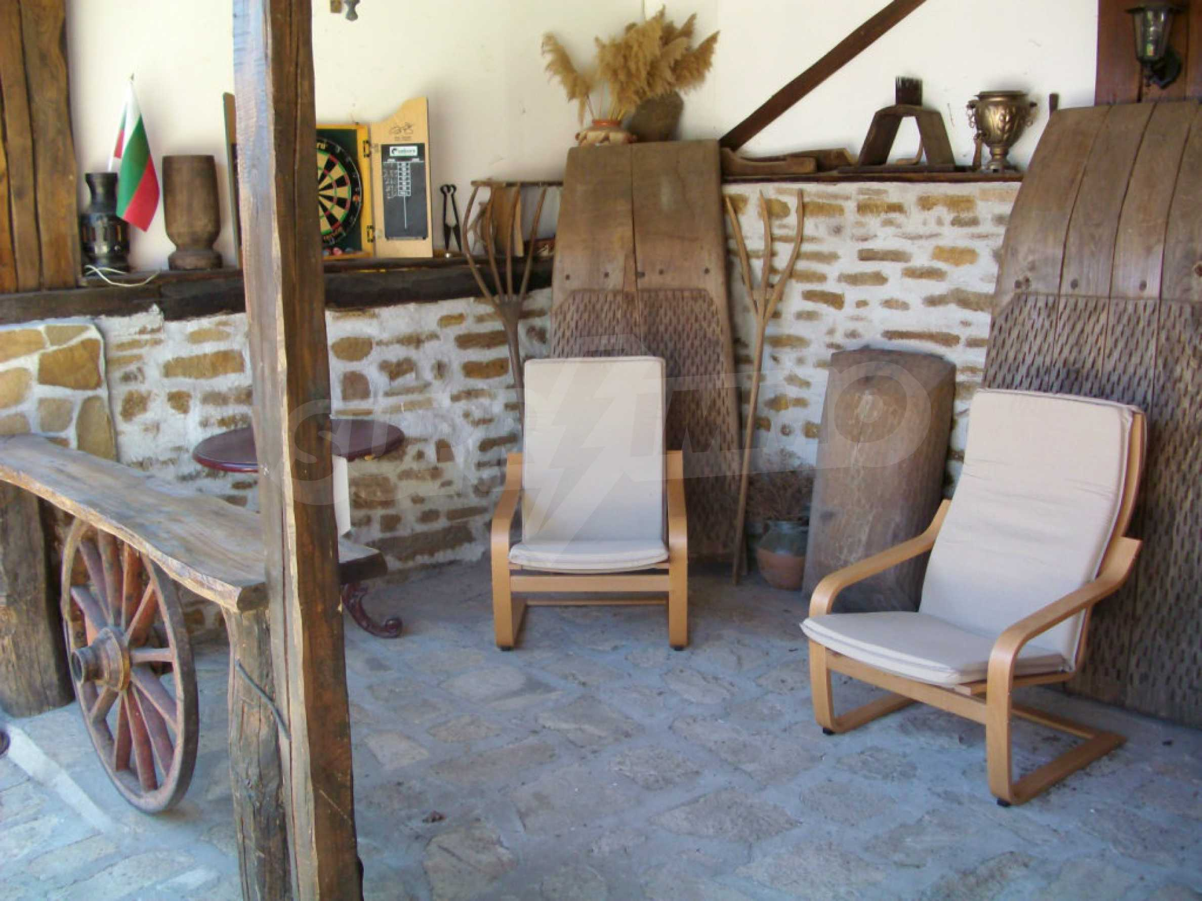 Fully renovated and furnished property in traditional Bulgarian style 30
