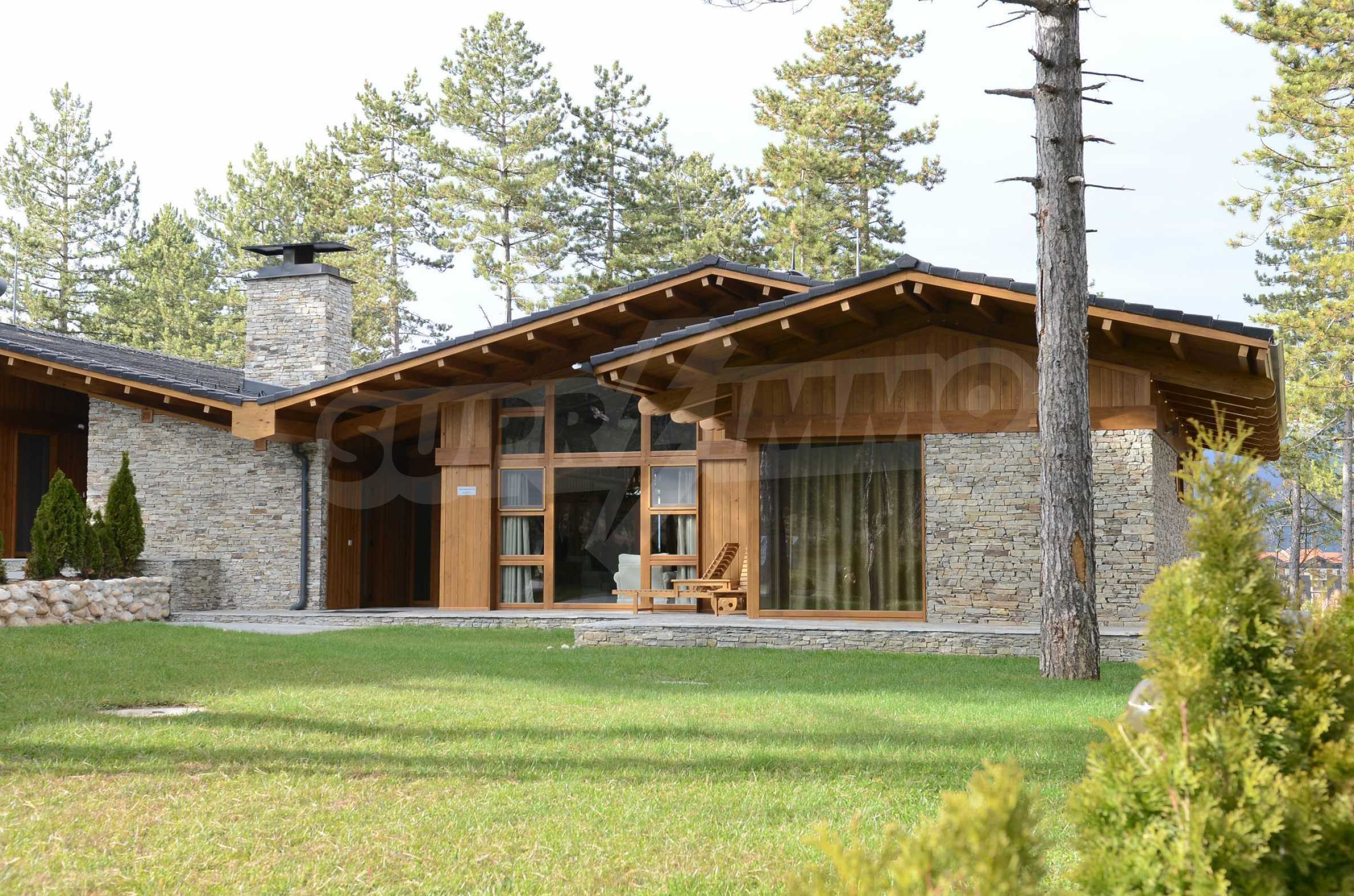 Pirin Golf & Country Club Villas
