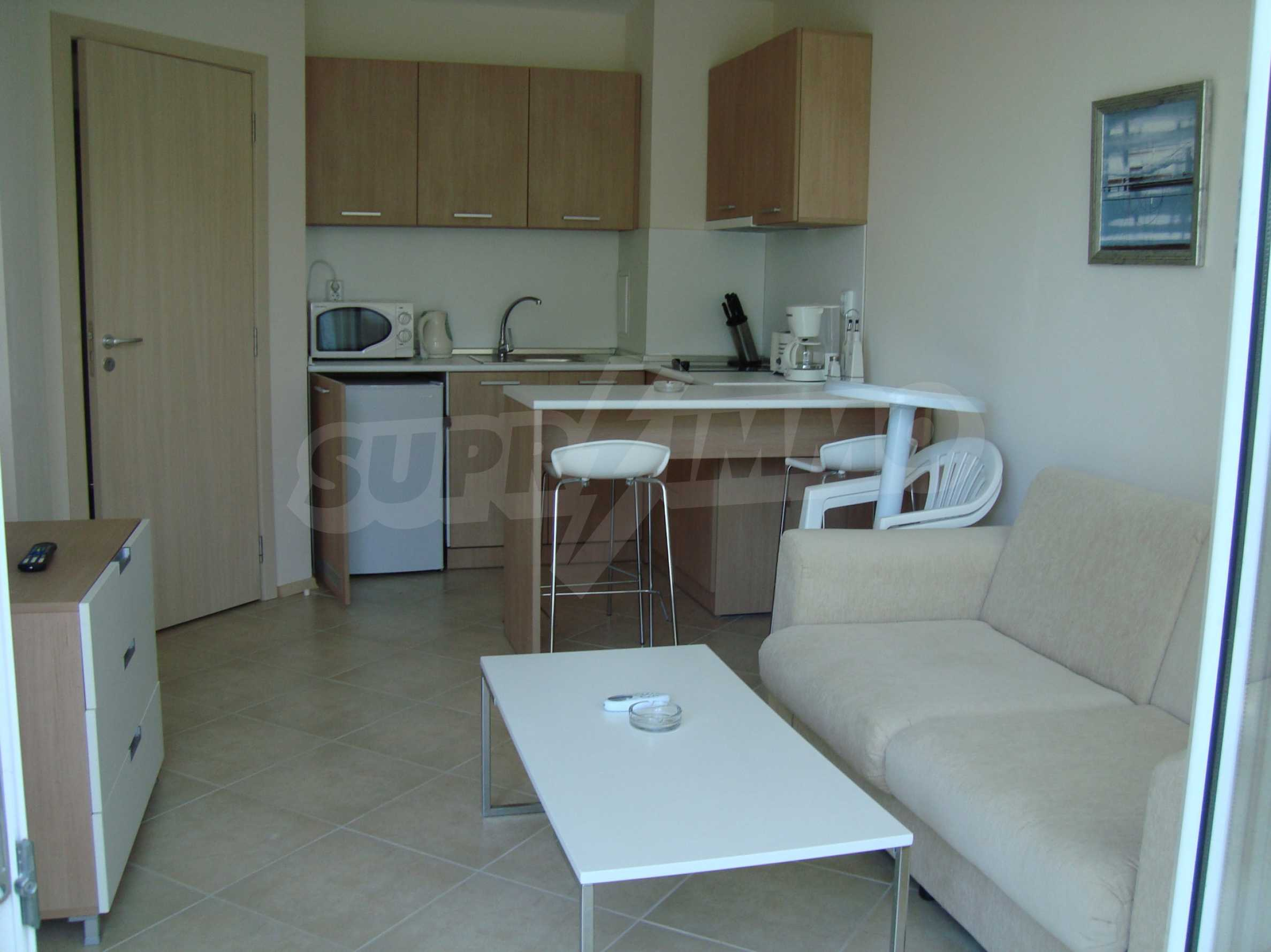 1-bedroom apartment in Emberli complex in Lozenets 1