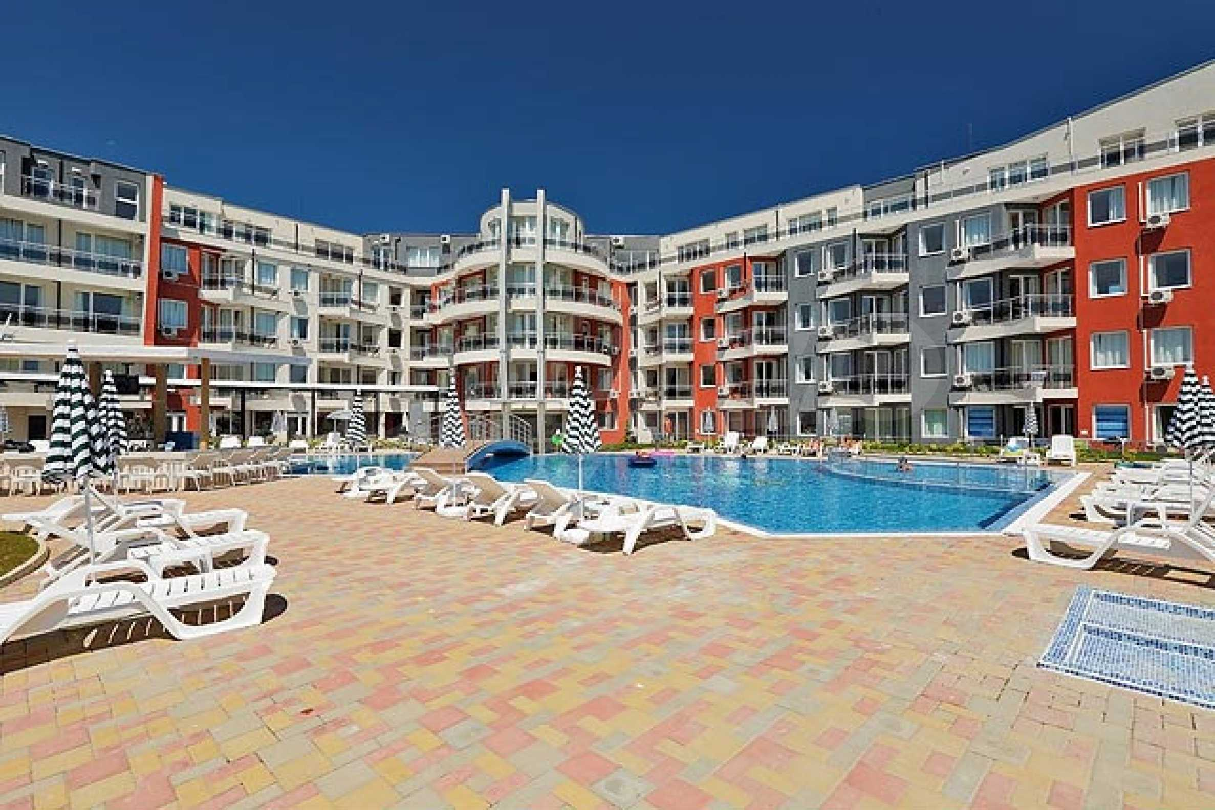 1-bedroom apartment in Emberli complex in Lozenets 11