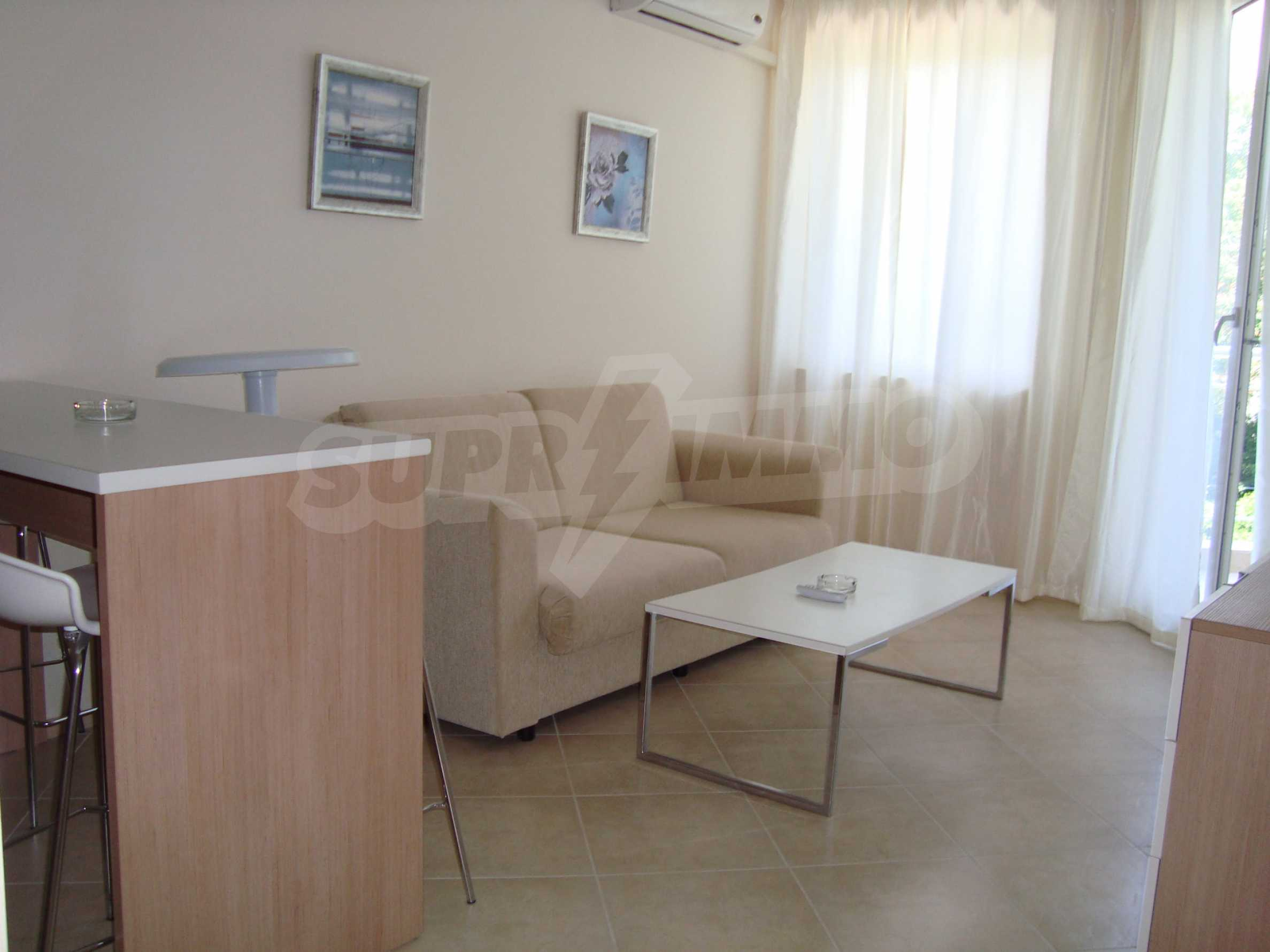 Apartment mit einem Schlafzimmer im Emberli-Komplex in Lozenets 2