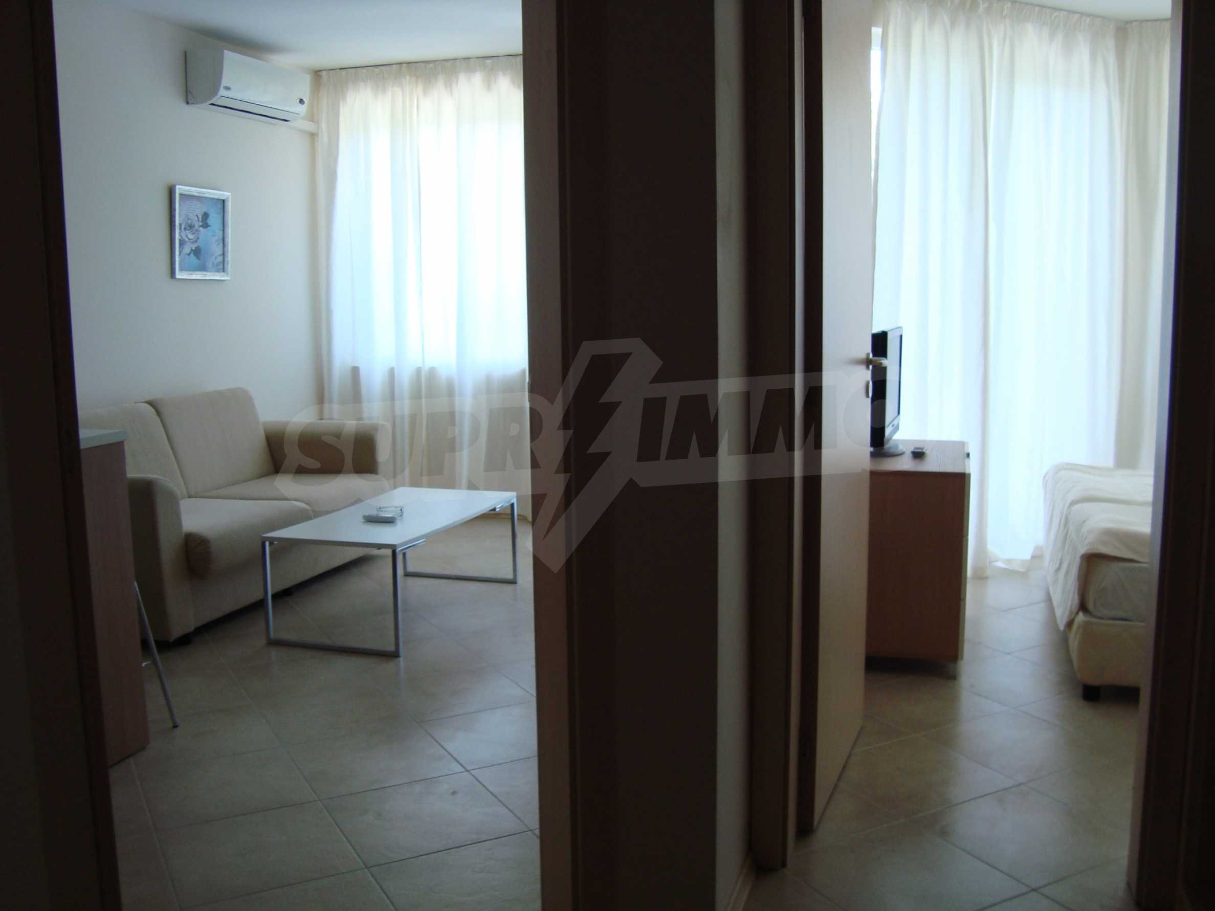 1-bedroom apartment in Emberli complex in Lozenets 3