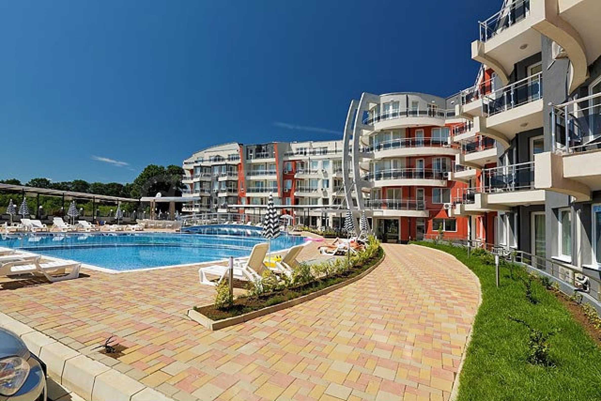 1-bedroom apartment in Emberli complex in Lozenets 9