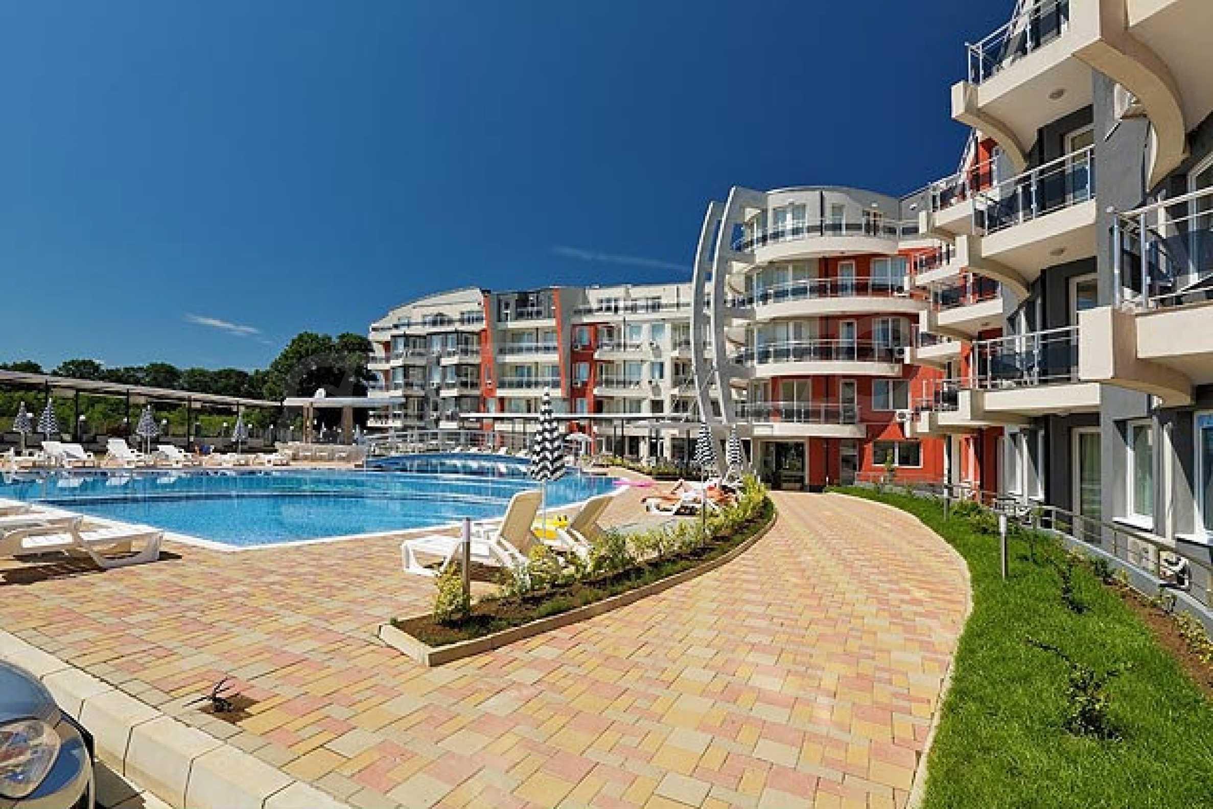 Apartment mit einem Schlafzimmer im Emberli-Komplex in Lozenets 9