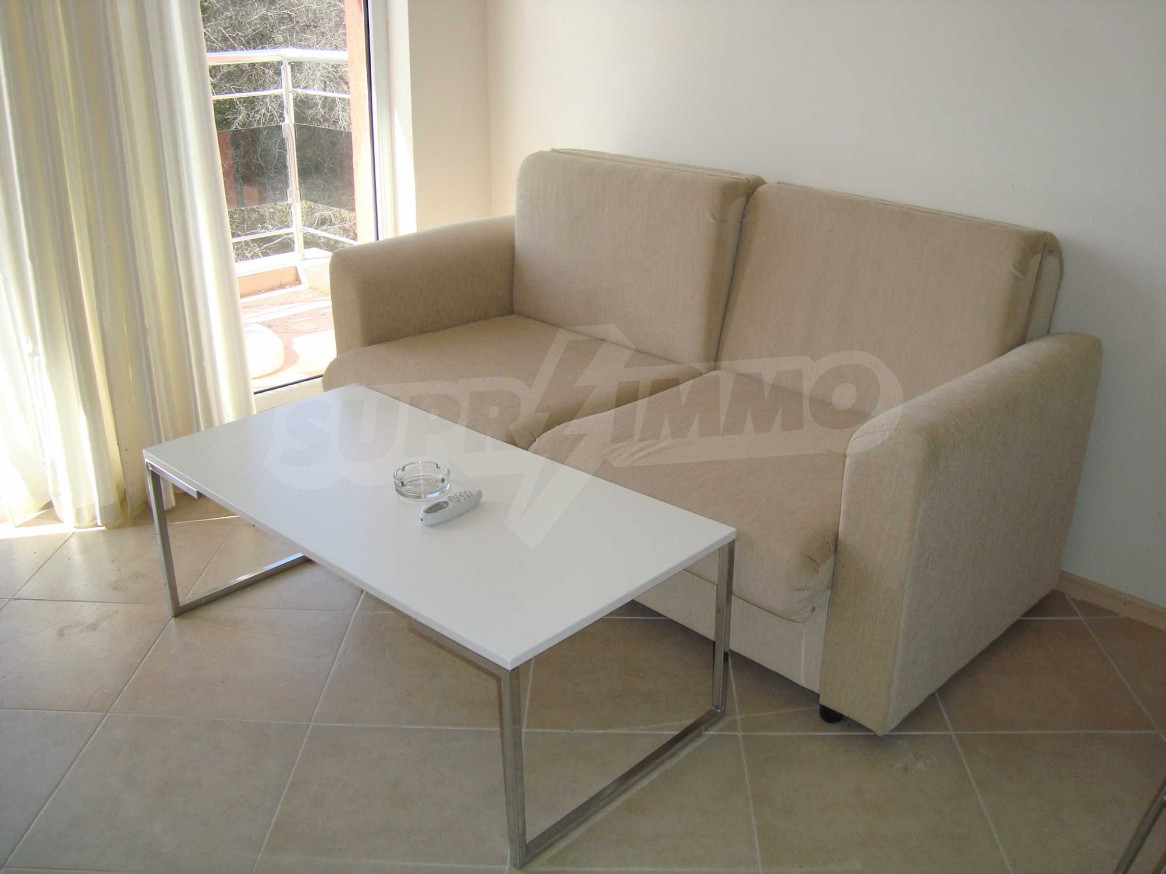 One-bedroom apartment in Emberli complex in Lozenets 3