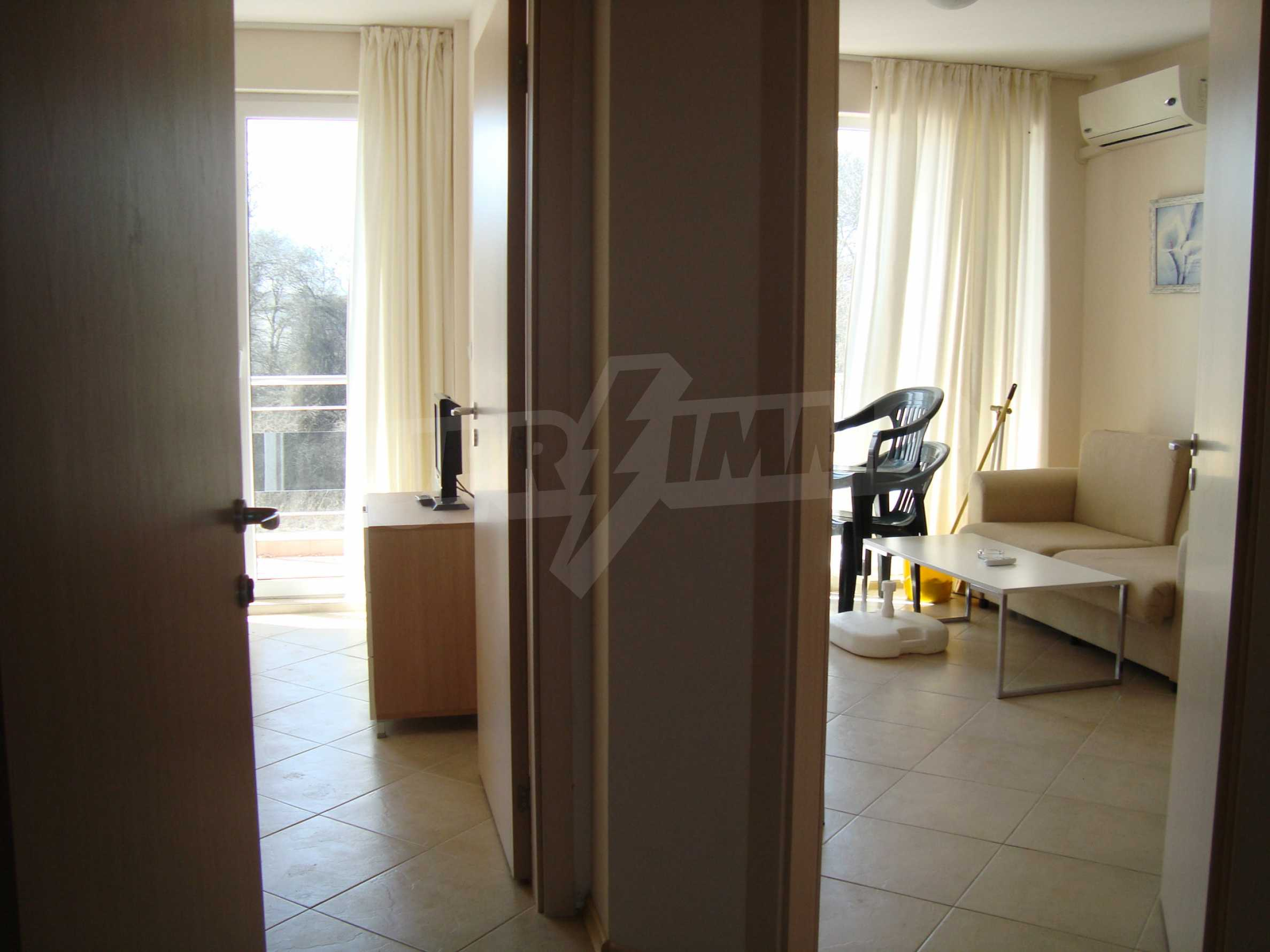 One-bedroom apartment in Emberli complex in Lozenets 9