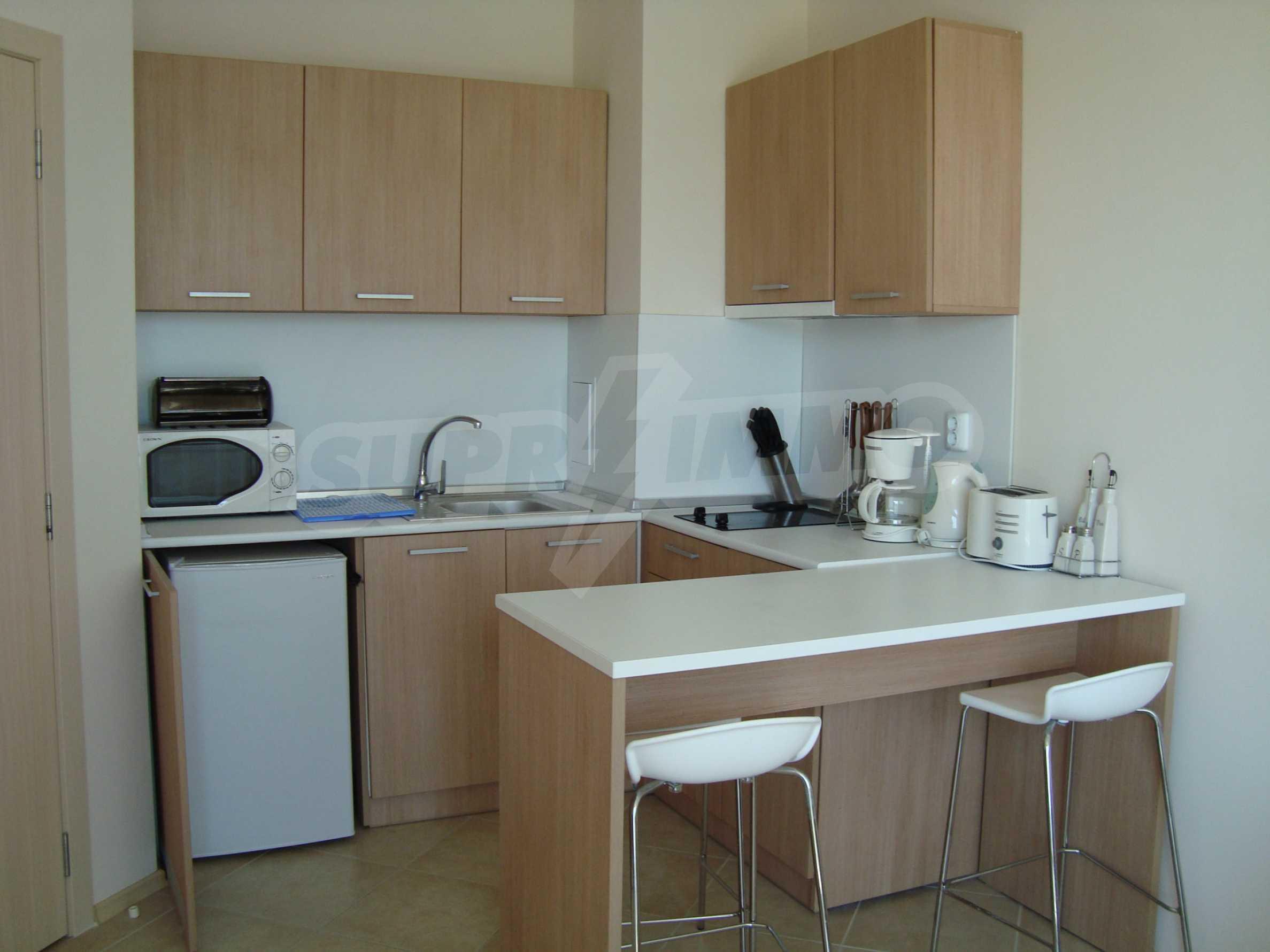 Apartment mit einem Schlafzimmer im Emberli-Komplex in Lozenets 4