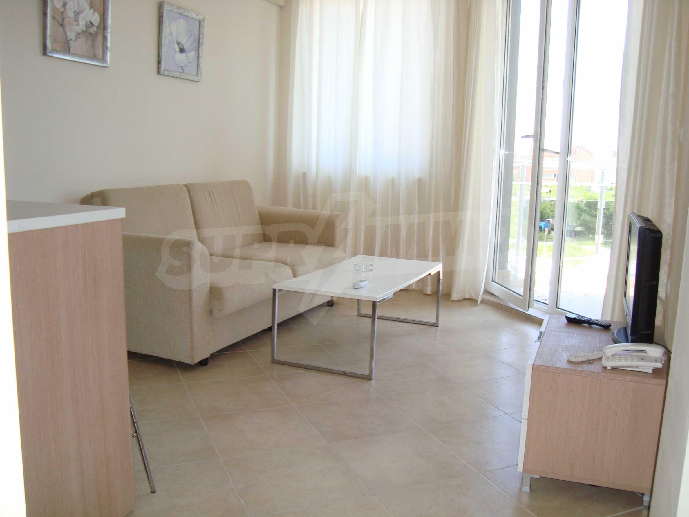 Apartment mit einem Schlafzimmer im Emberli-Komplex in Lozenets 5