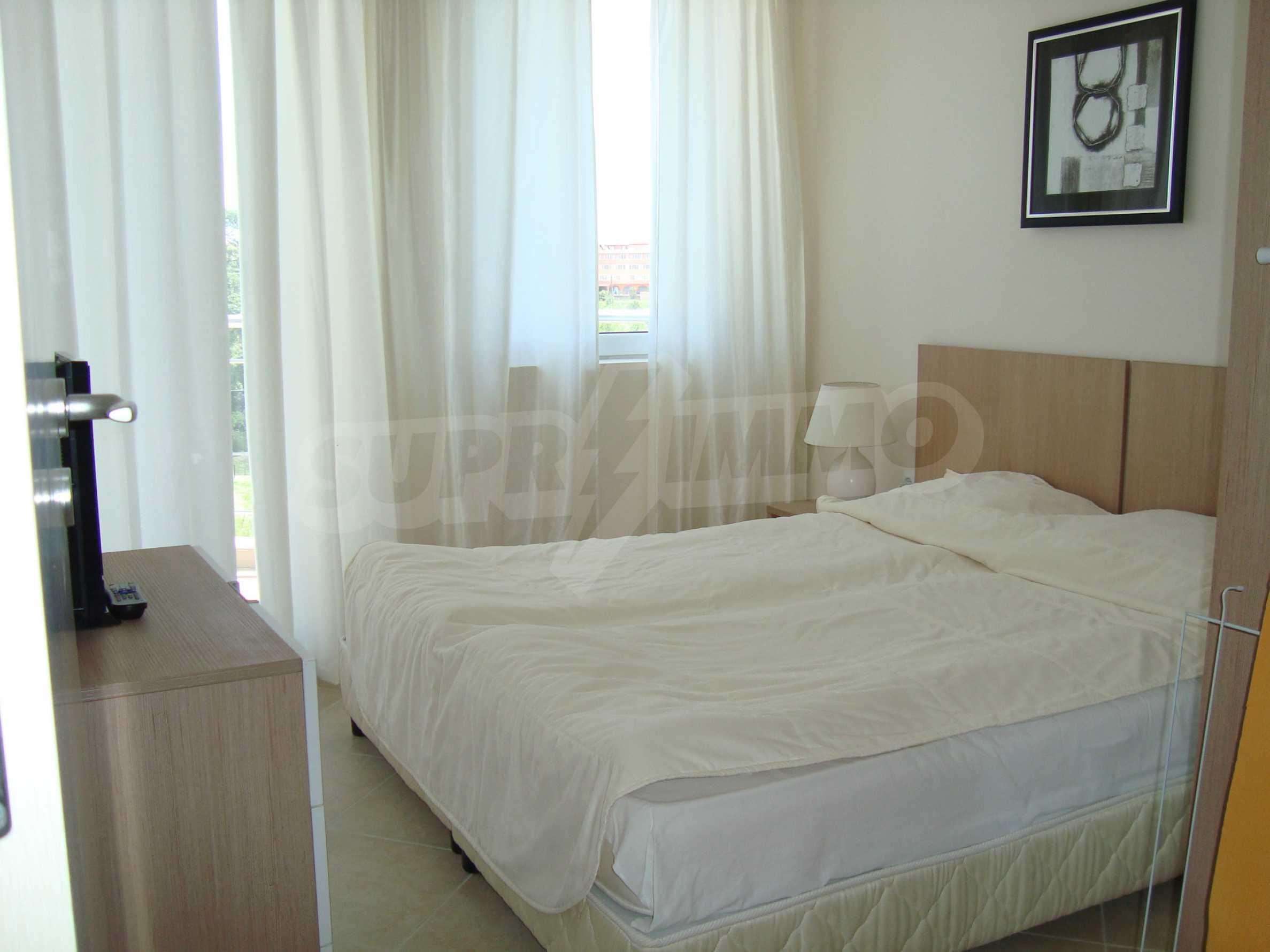 Apartment mit einem Schlafzimmer im Emberli-Komplex in Lozenets 6