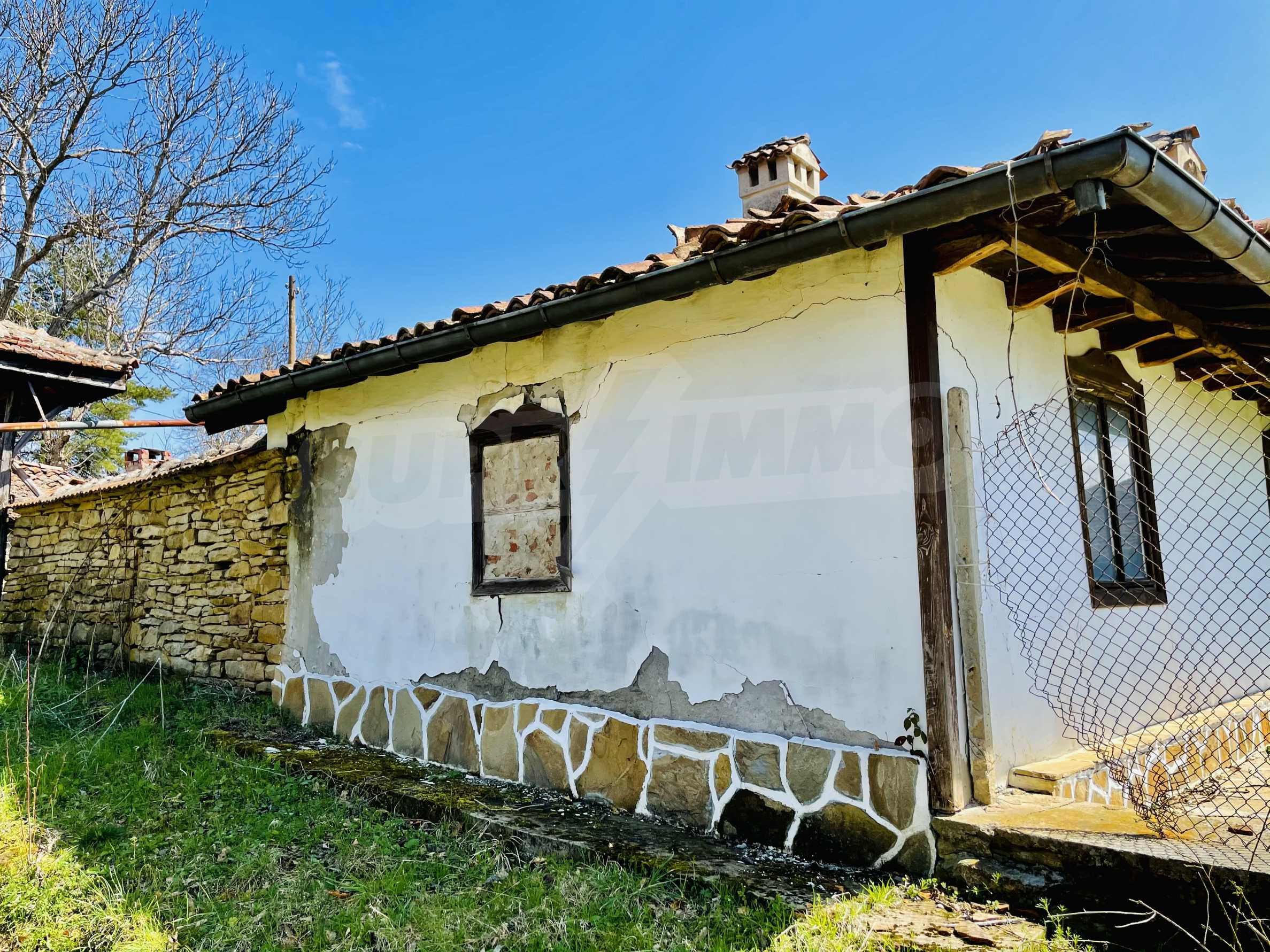 Two houses in a large yard only 15 km from Veliko Tarnovo 27