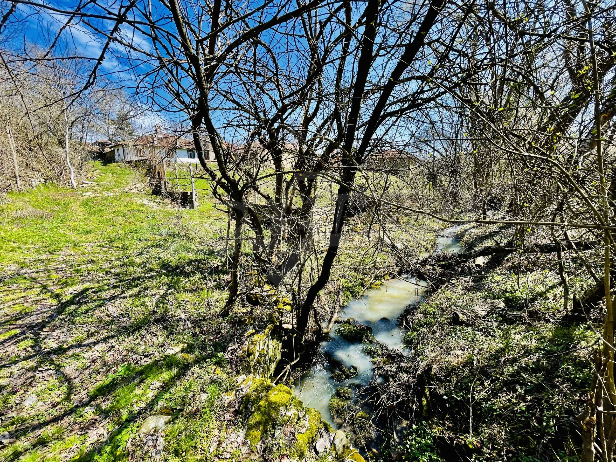 Two houses in a large yard only 15 km from Veliko Tarnovo 31