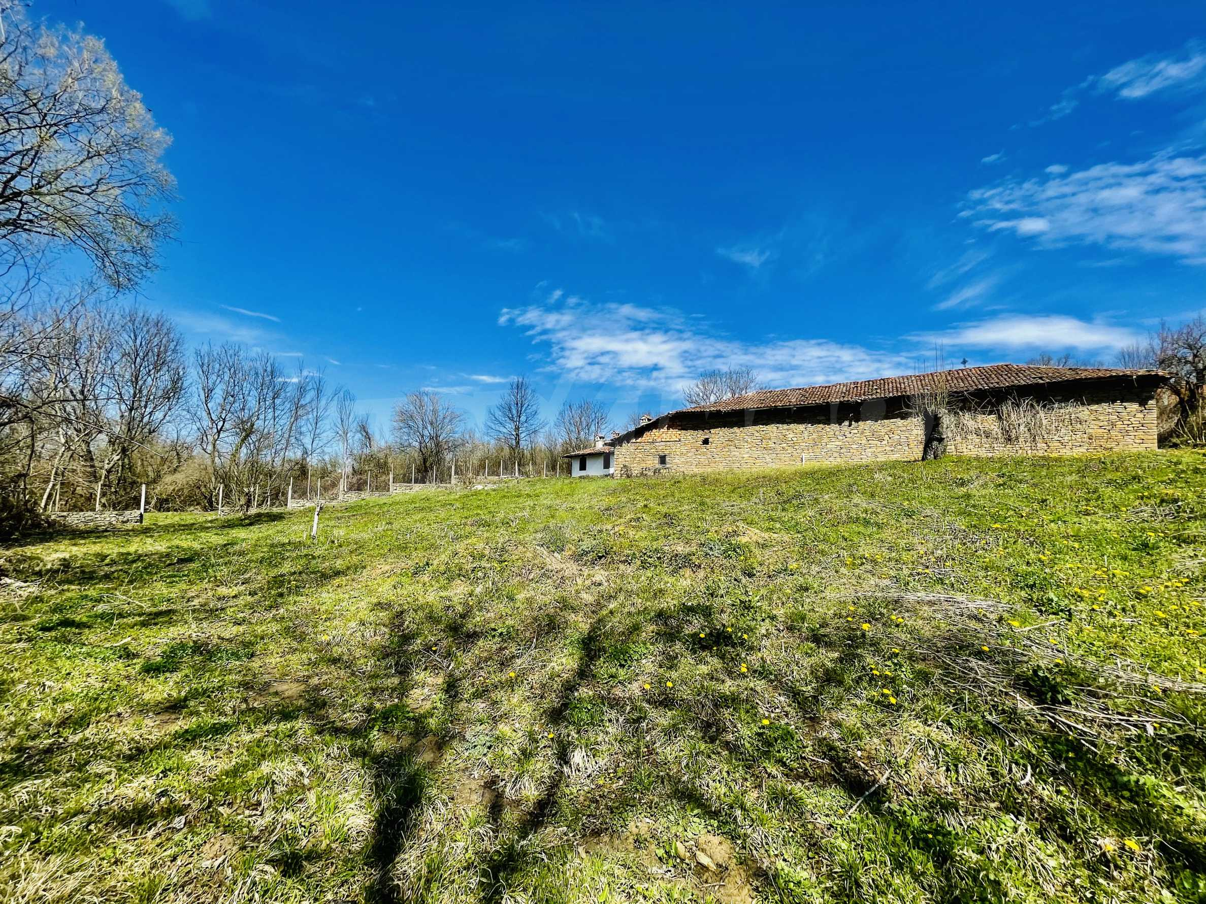 Two houses in a large yard only 15 km from Veliko Tarnovo 34