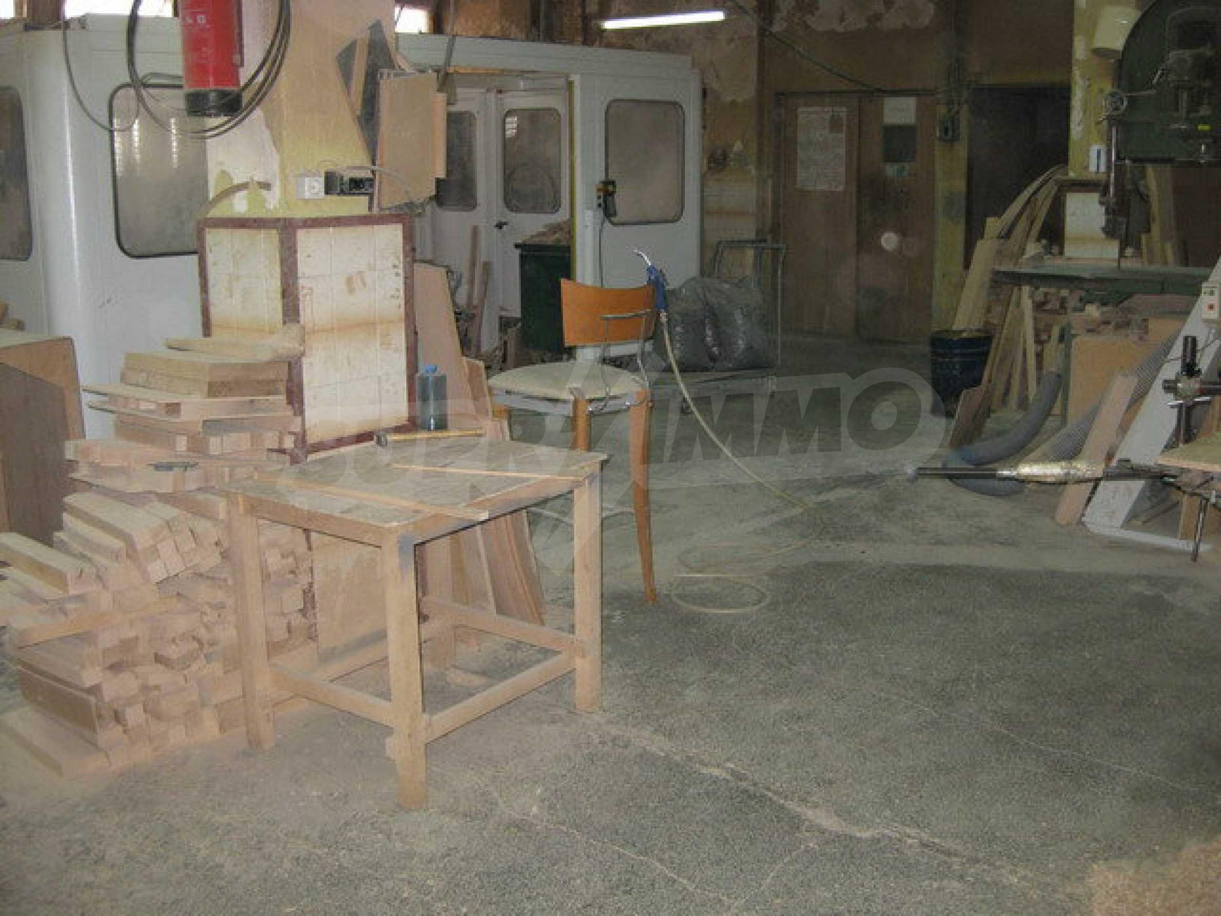 Фабрика по производству мебели в Габрово 10