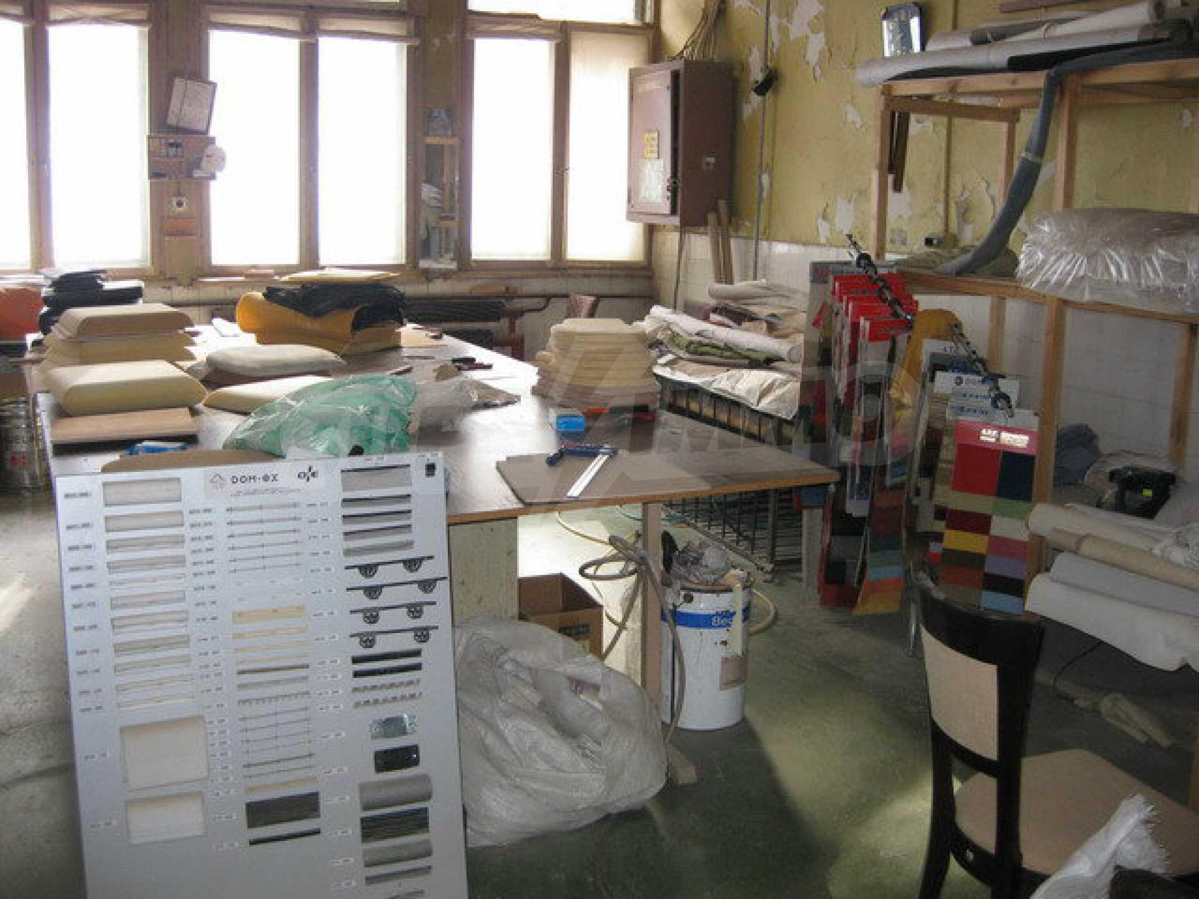 Фабрика по производству мебели в Габрово 16