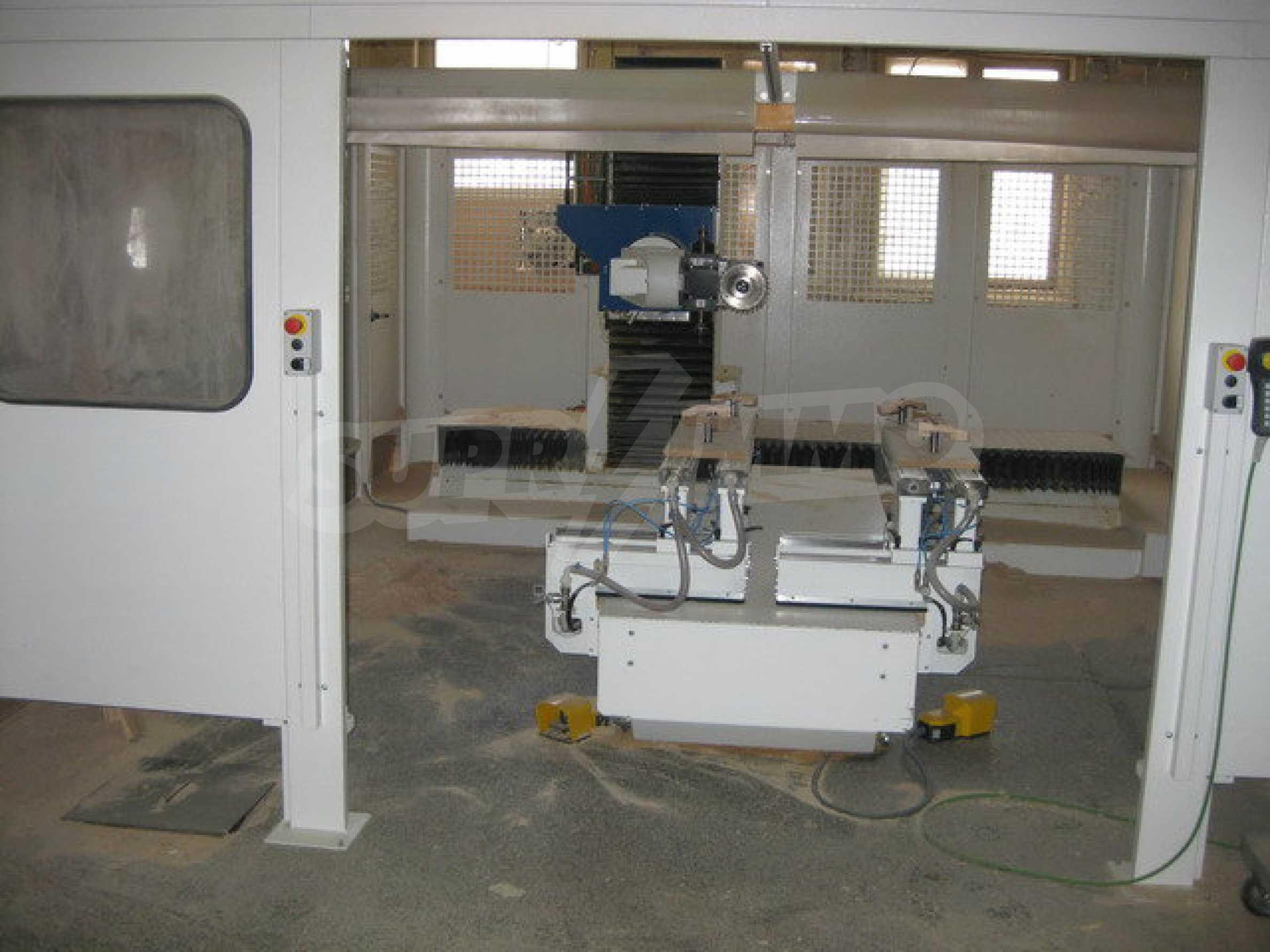 Фабрика по производству мебели в Габрово 3
