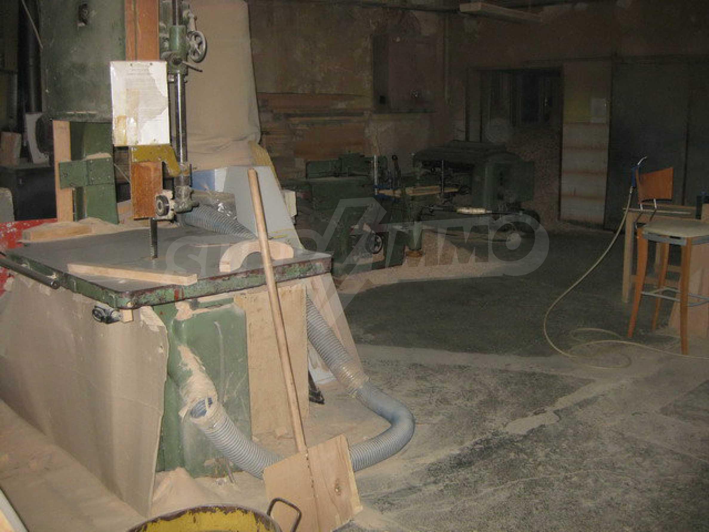 Фабрика по производству мебели в Габрово 4
